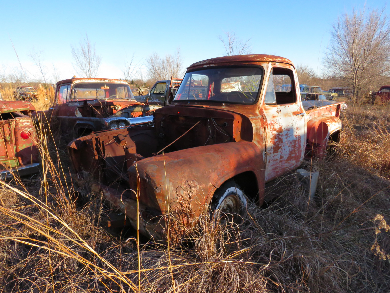 Ford F100  Pickup - Image 1