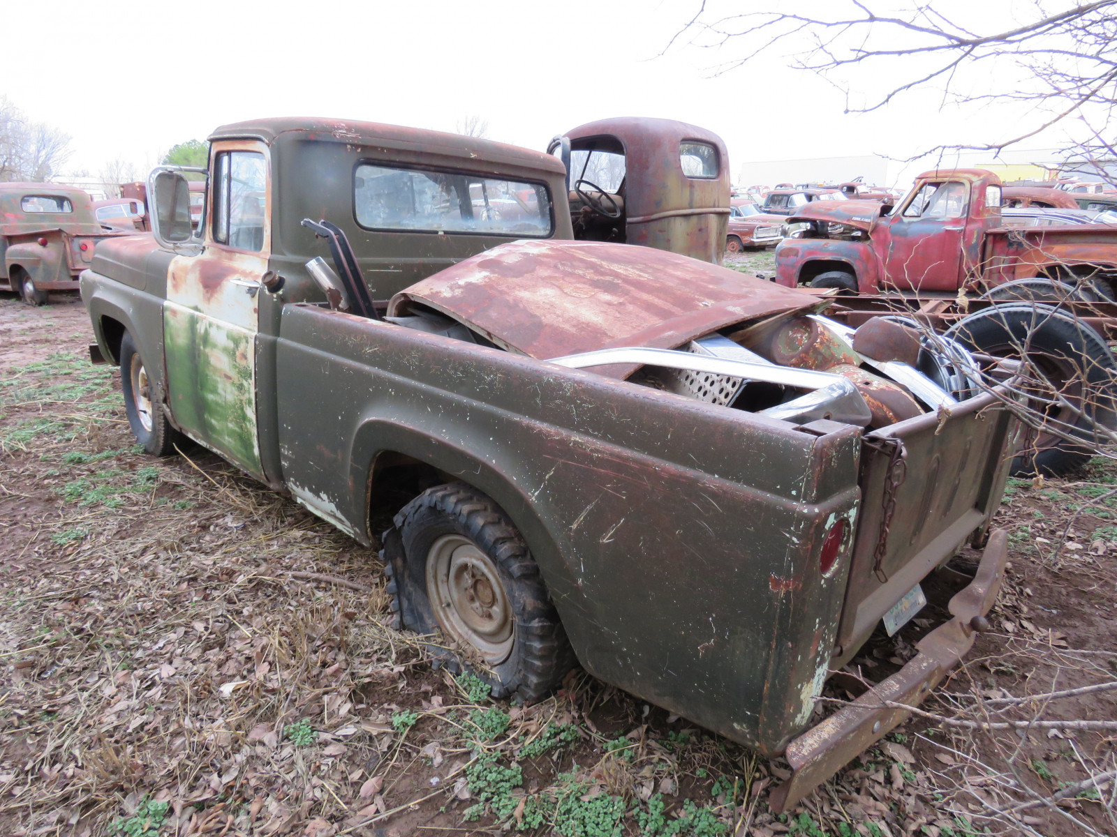 Ford Shortbox Pickup - Image 4