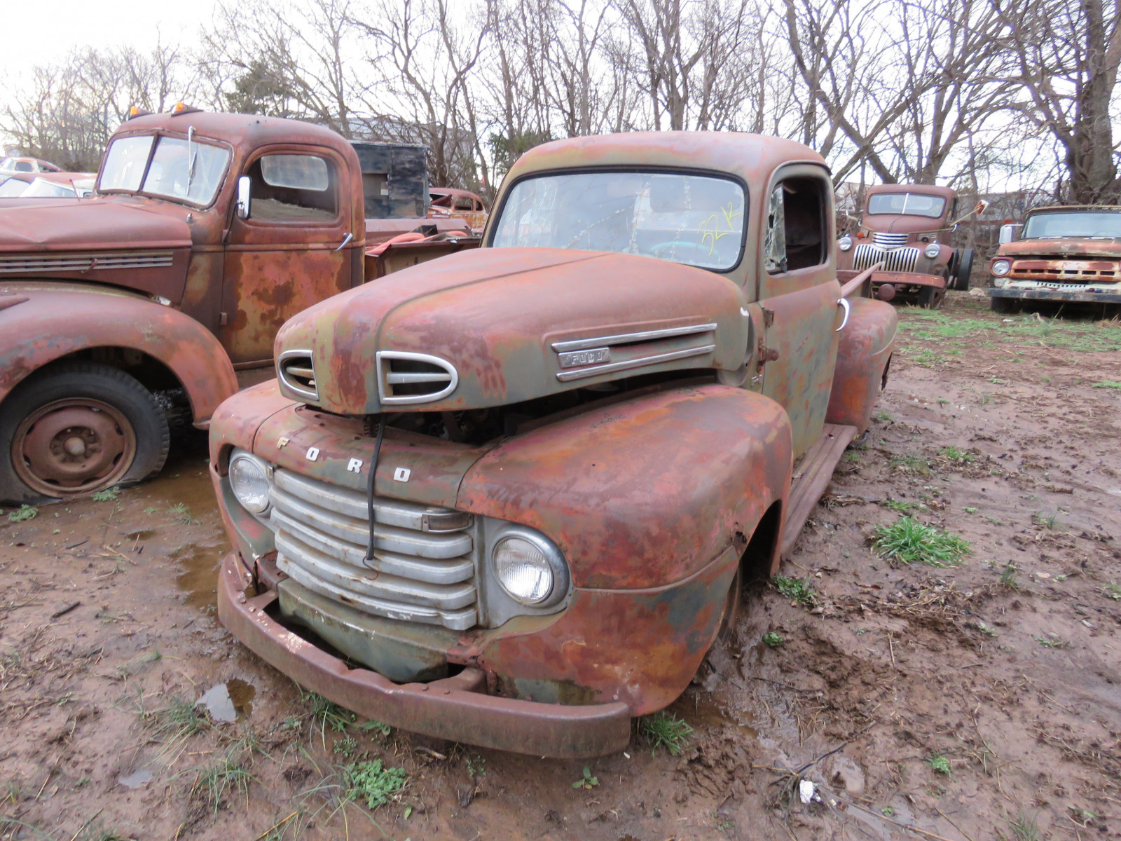 1949 Ford Pickup - Image 1