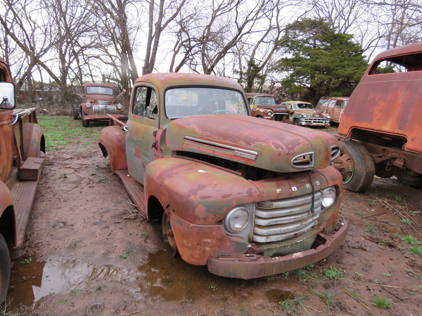 1949 Ford Pickup - Image 2