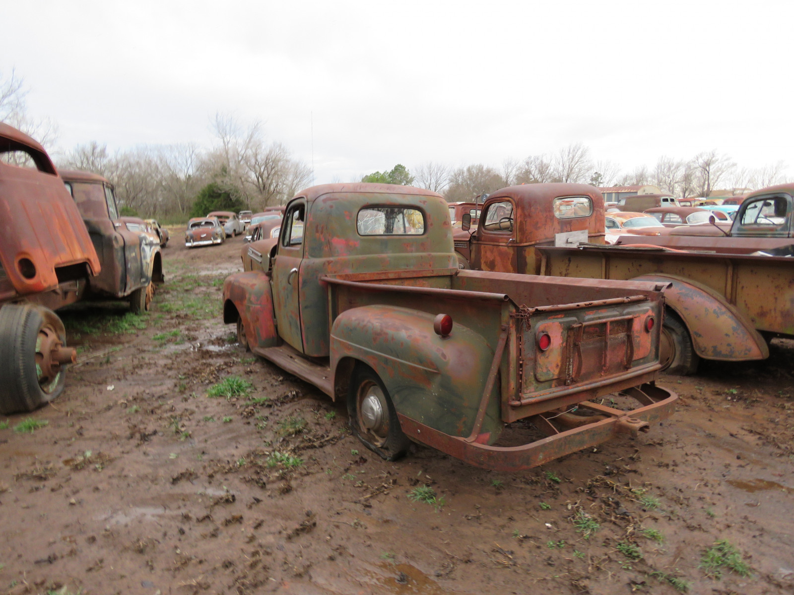 1949 Ford Pickup - Image 5