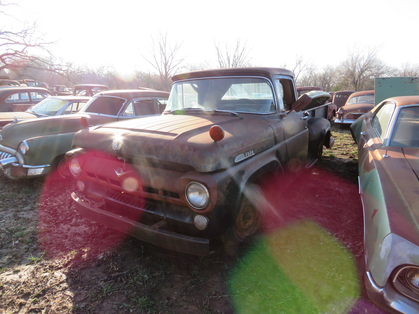 1957 Ford Pickup - Image 2