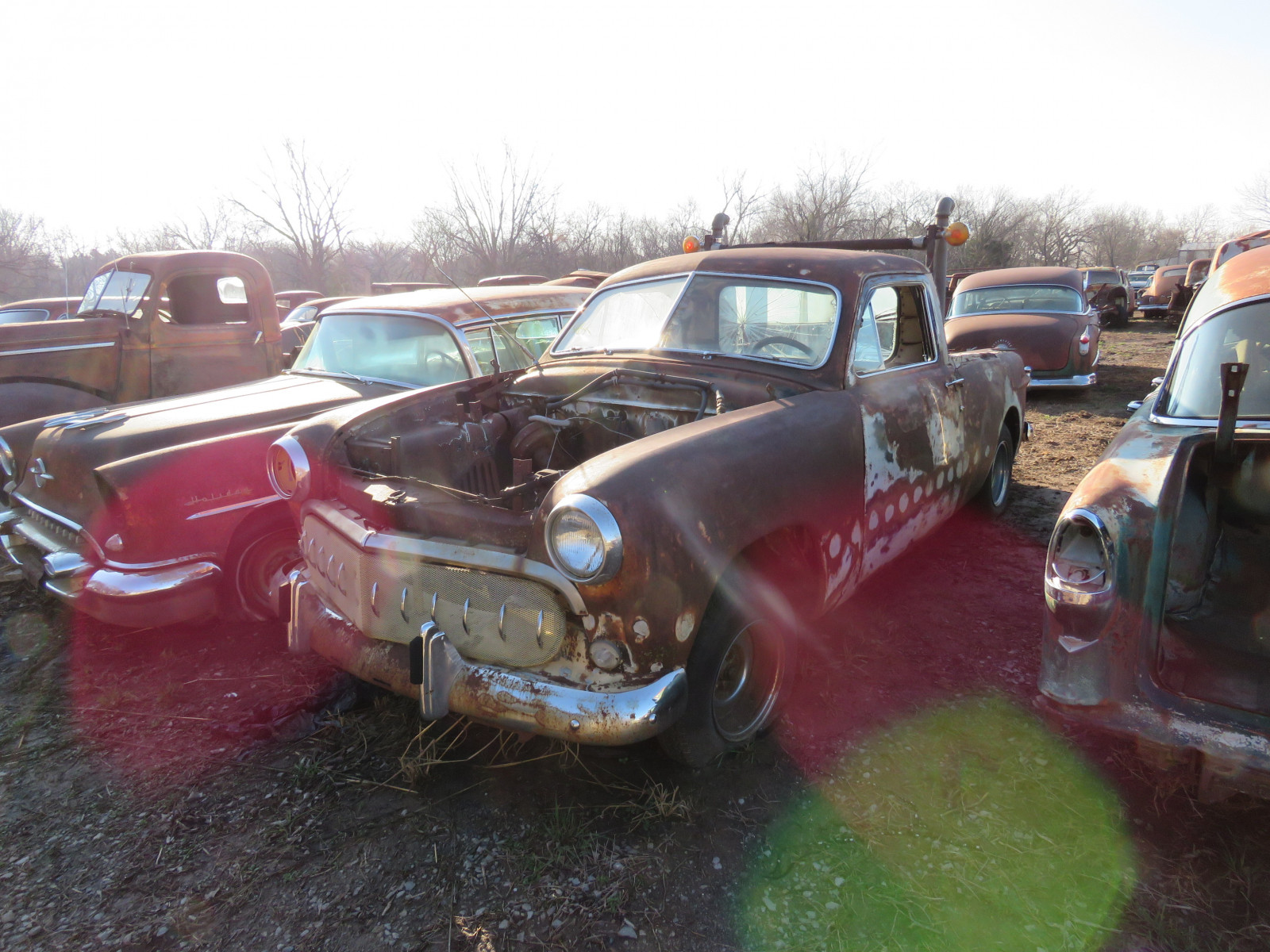 RAD 1951 Ford Homemade Pickup - Image 2