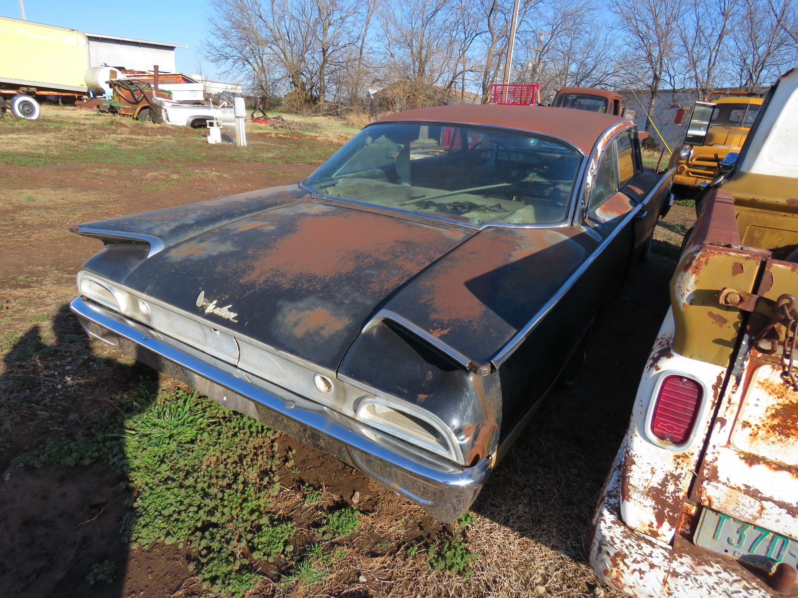 Ford Starliner for Parts - Image 4