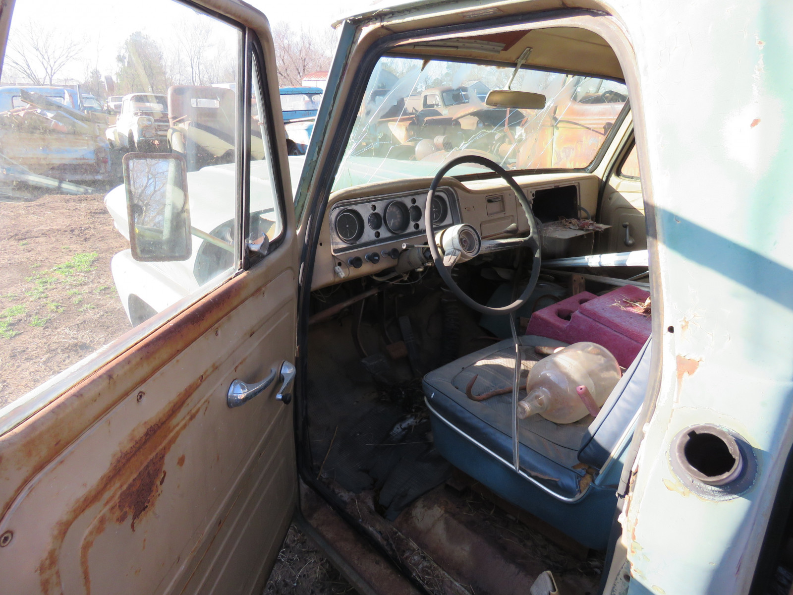 1963 GMC Stepside Pickup - Image 5