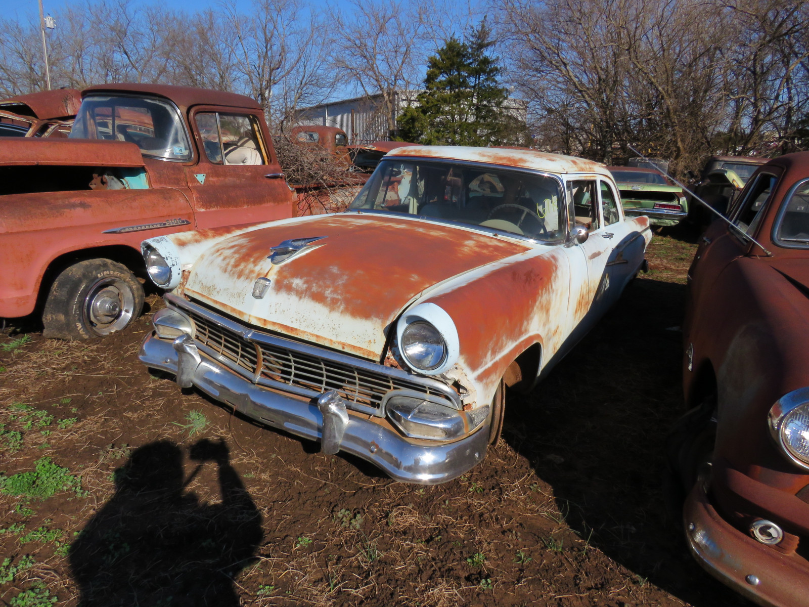 1956 Ford 2dr Post - Image 1