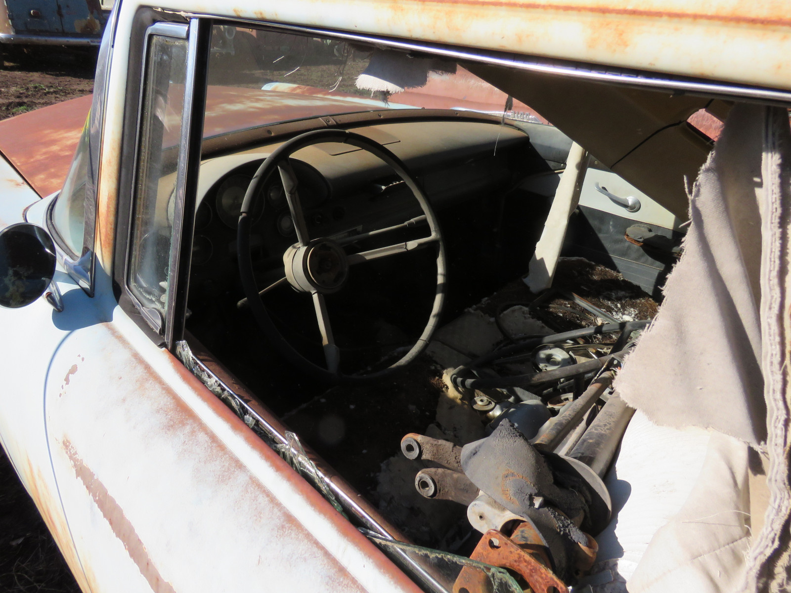 1956 Ford 2dr Post - Image 5