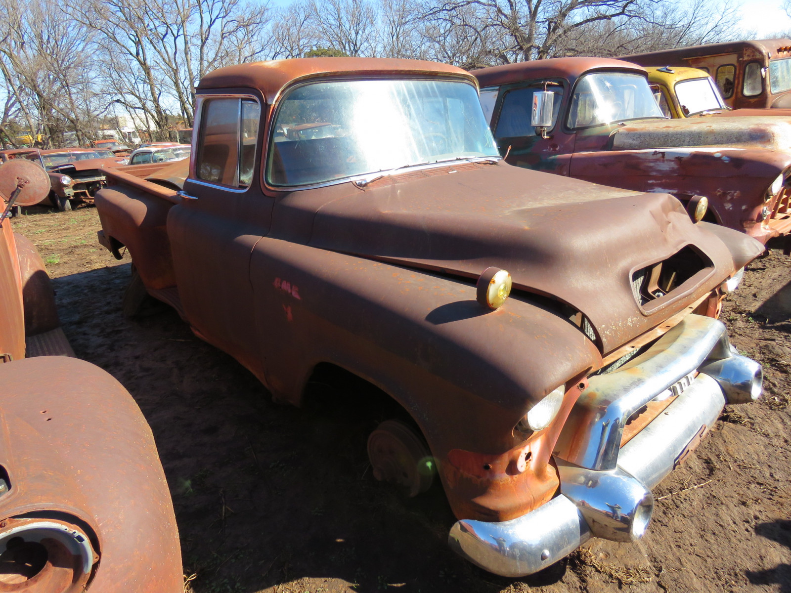 1956 GMC Stepside Pickup - Image 2