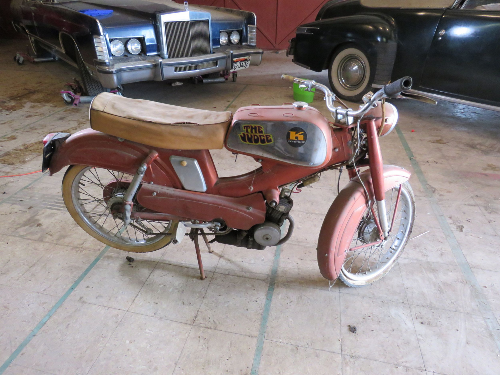 MotobeCane The Judge Motorcycle - Image 6