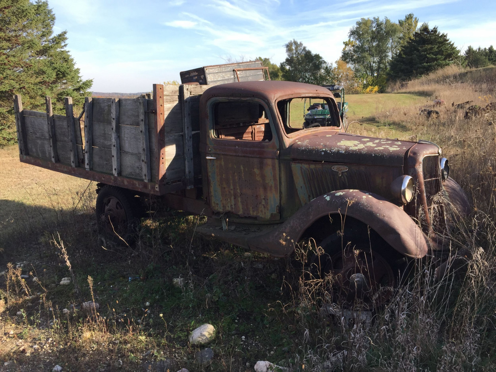 1933 Ford BB Truck Project - Image 1