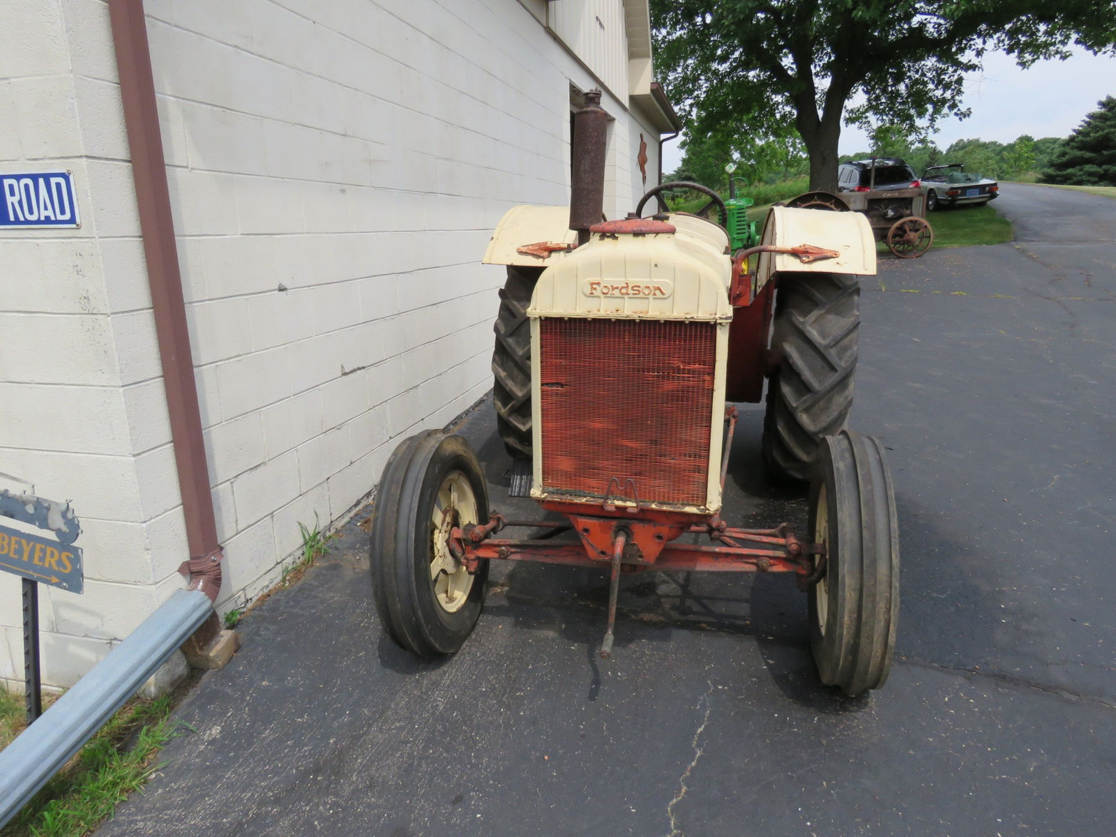 1936 Fordson N Tractor - Image 2