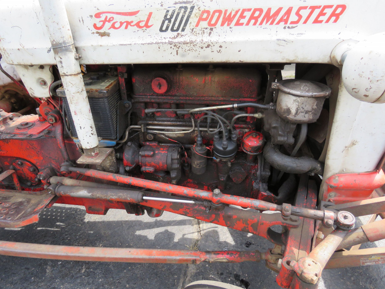 1958 Ford PowerMaster 801 - Image 4