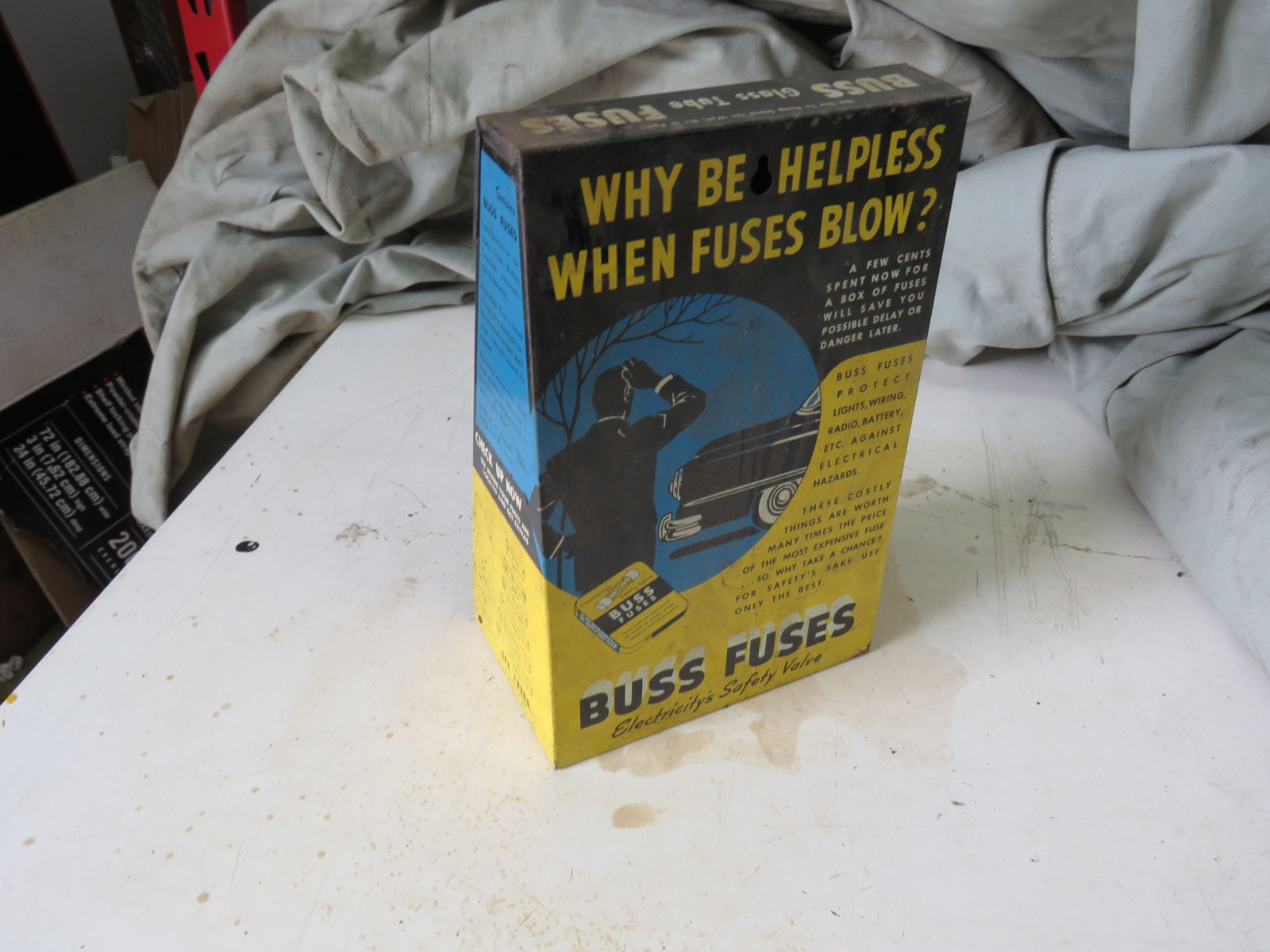 Buss Fuse display - Image 2