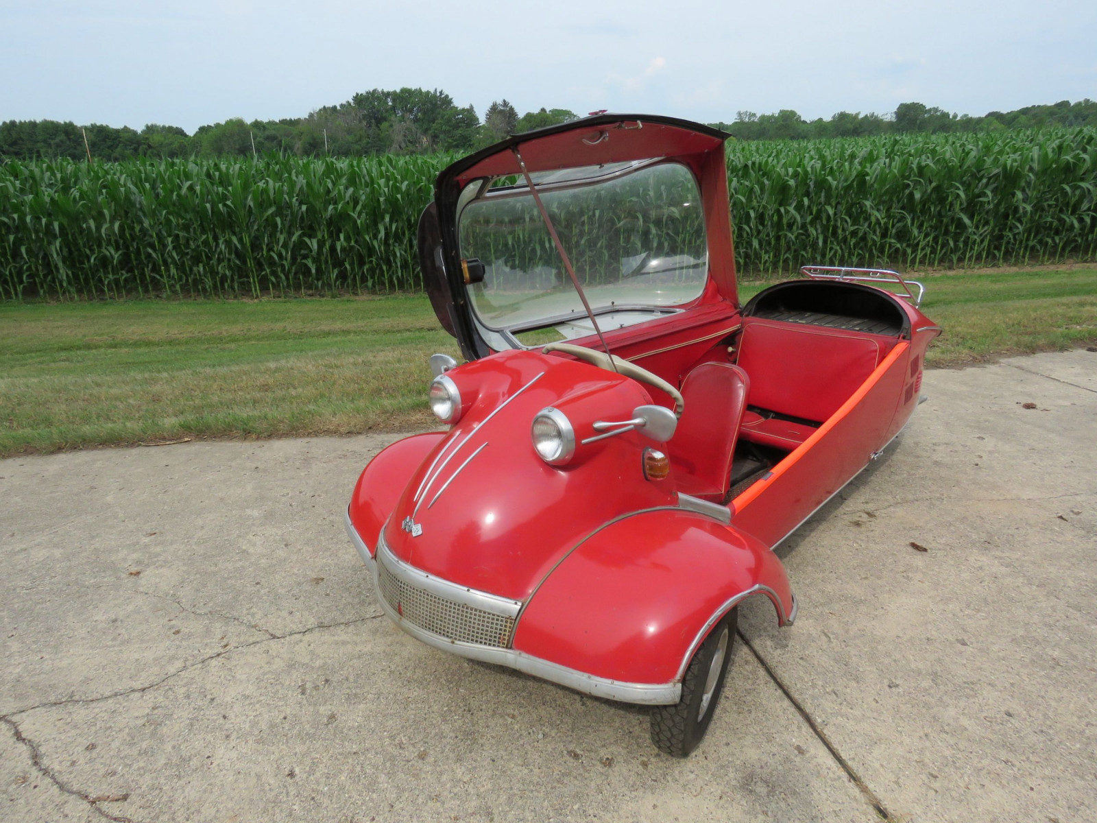 1959 Messerschmitt      KR-200 BubbleTop Coupe - Image 13