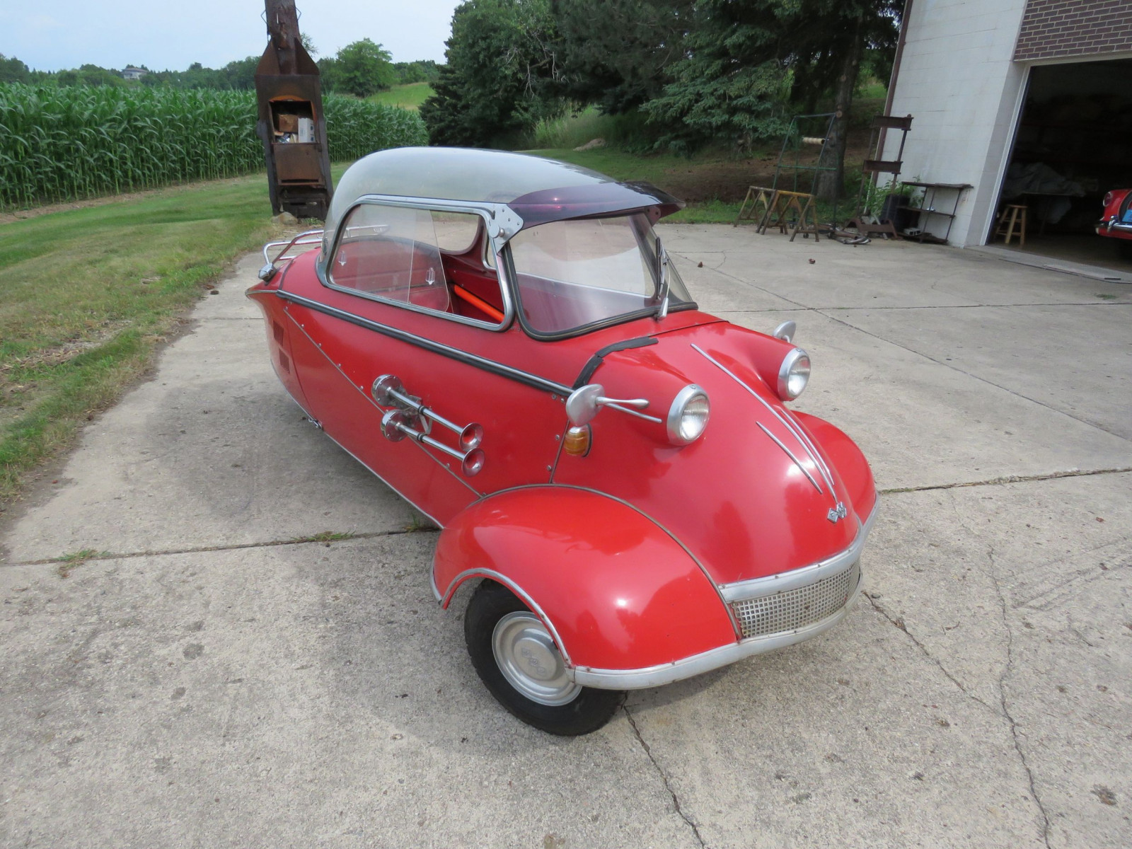 1959 Messerschmitt      KR-200 BubbleTop Coupe - Image 3