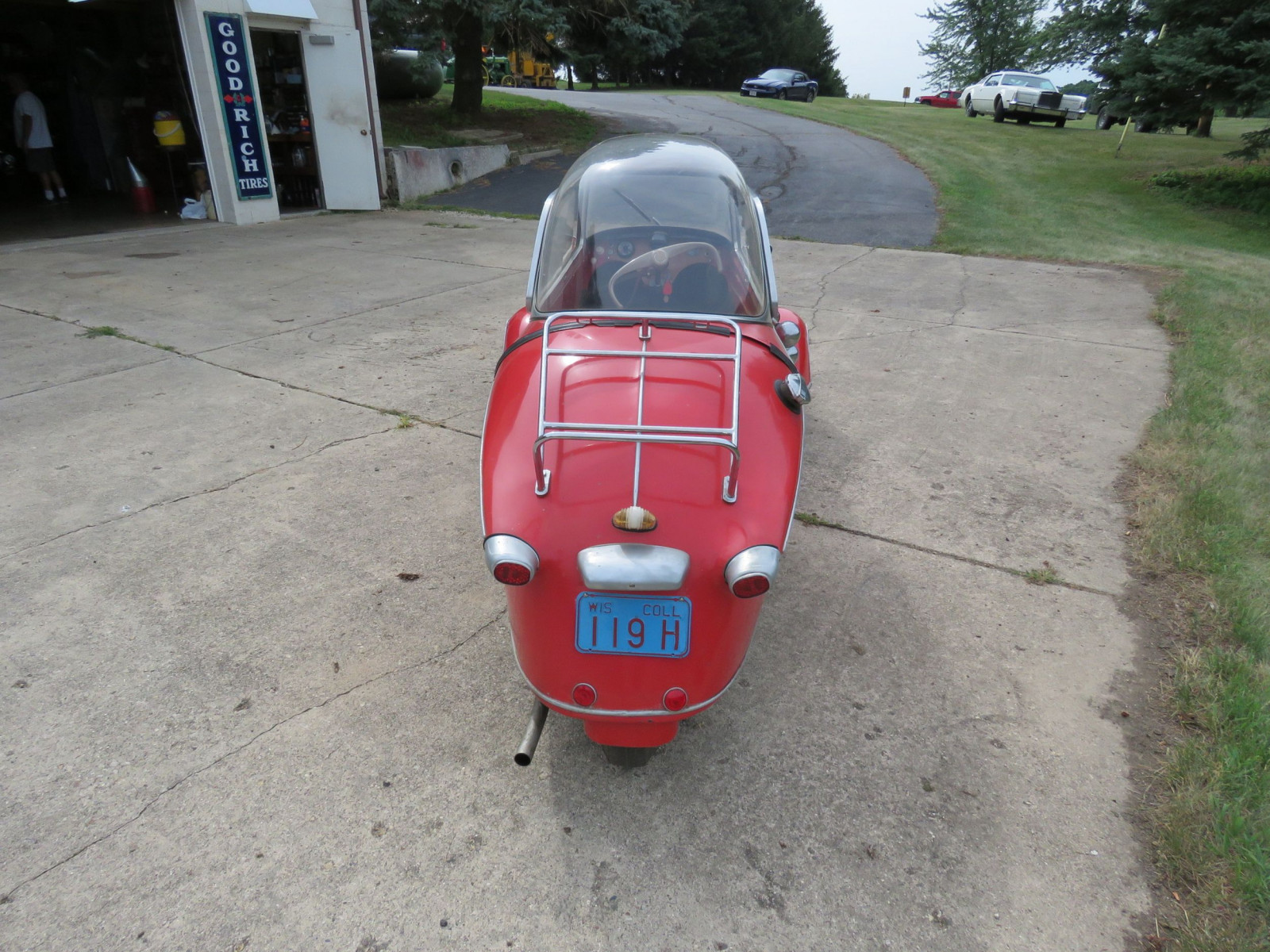 1959 Messerschmitt      KR-200 BubbleTop Coupe - Image 5