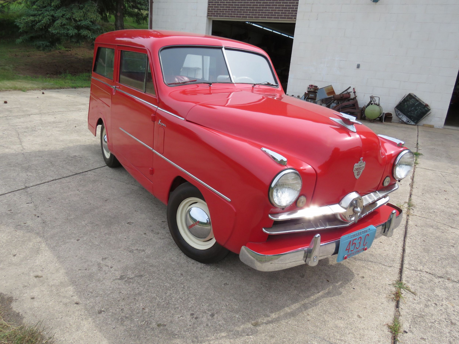 1951 Crosley Super 2dr Station wagon - Image 3