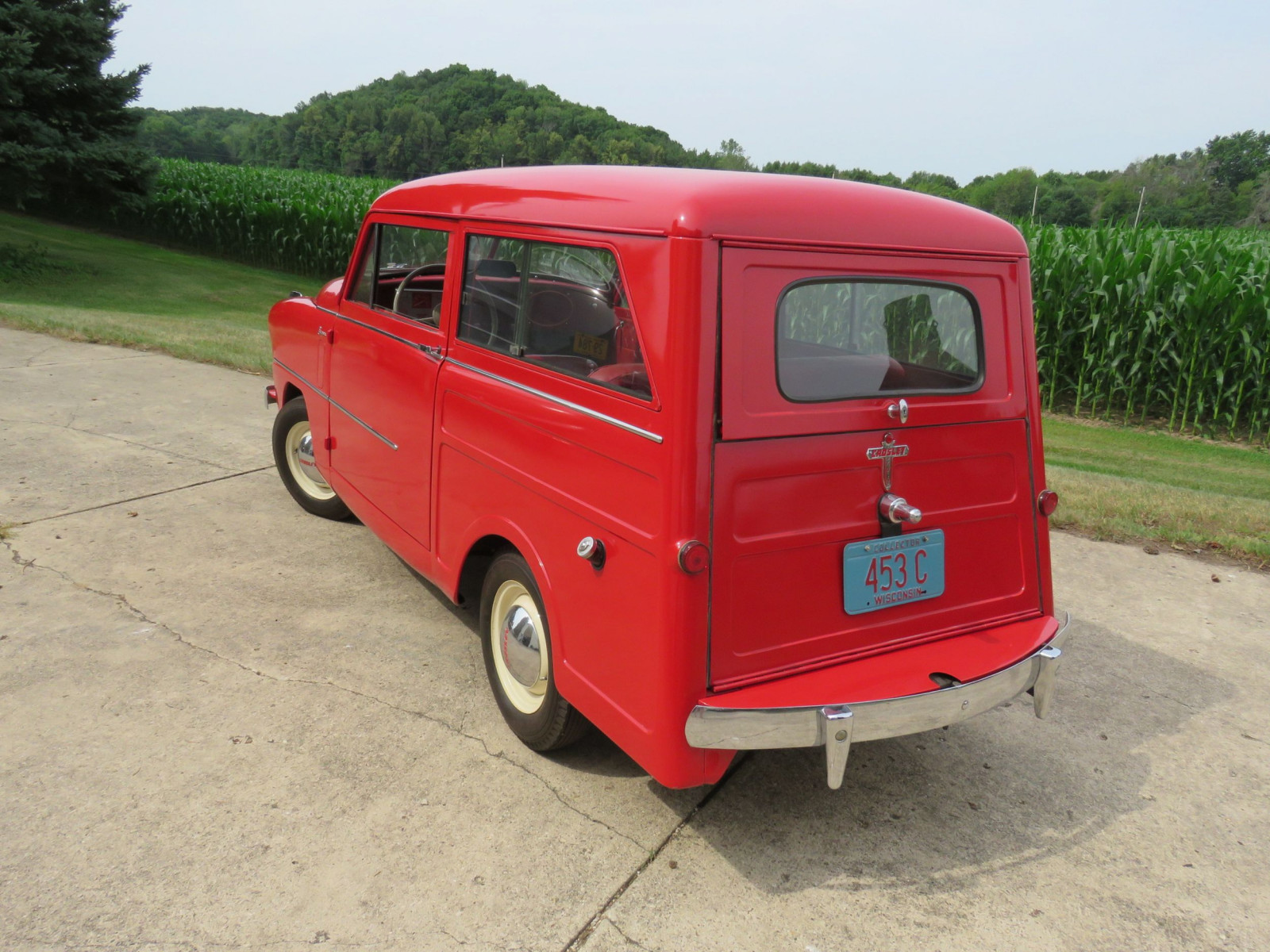 1951 Crosley Super 2dr Station wagon - Image 4