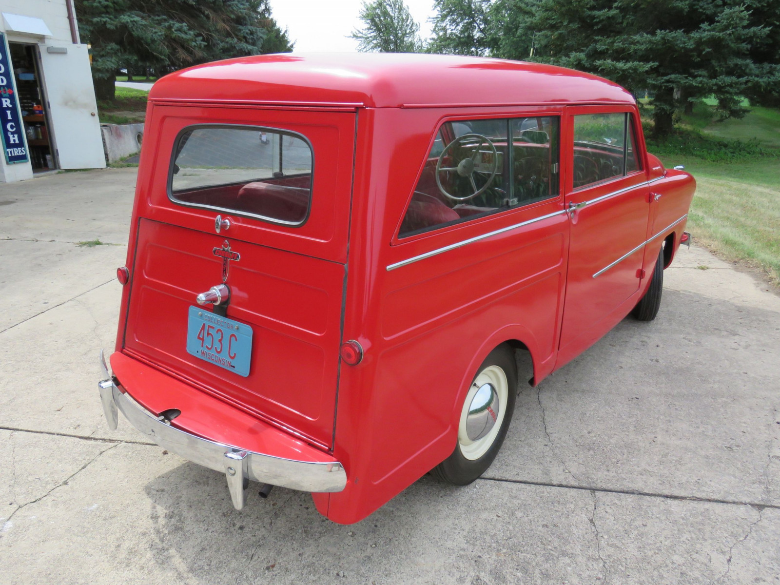 1951 Crosley Super 2dr Station wagon - Image 6