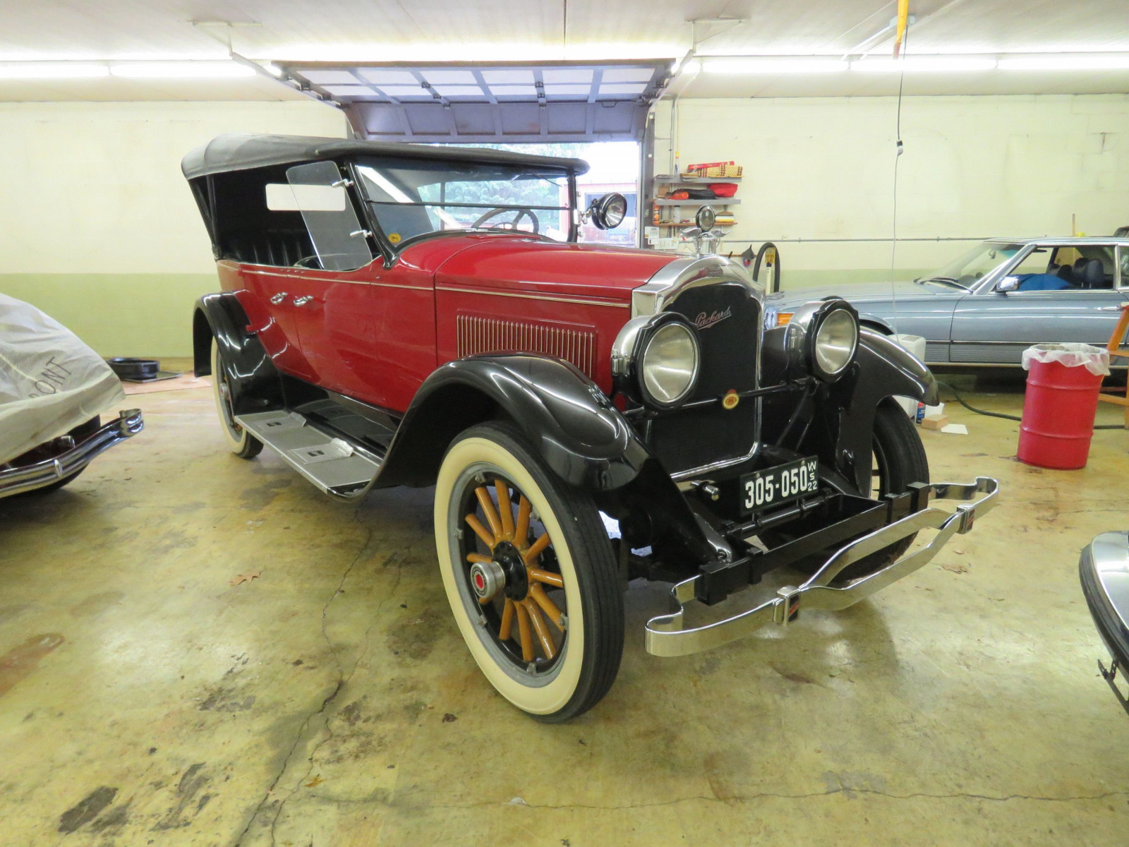 1922 Packard Series 126 Single Six touring Car - Image 2