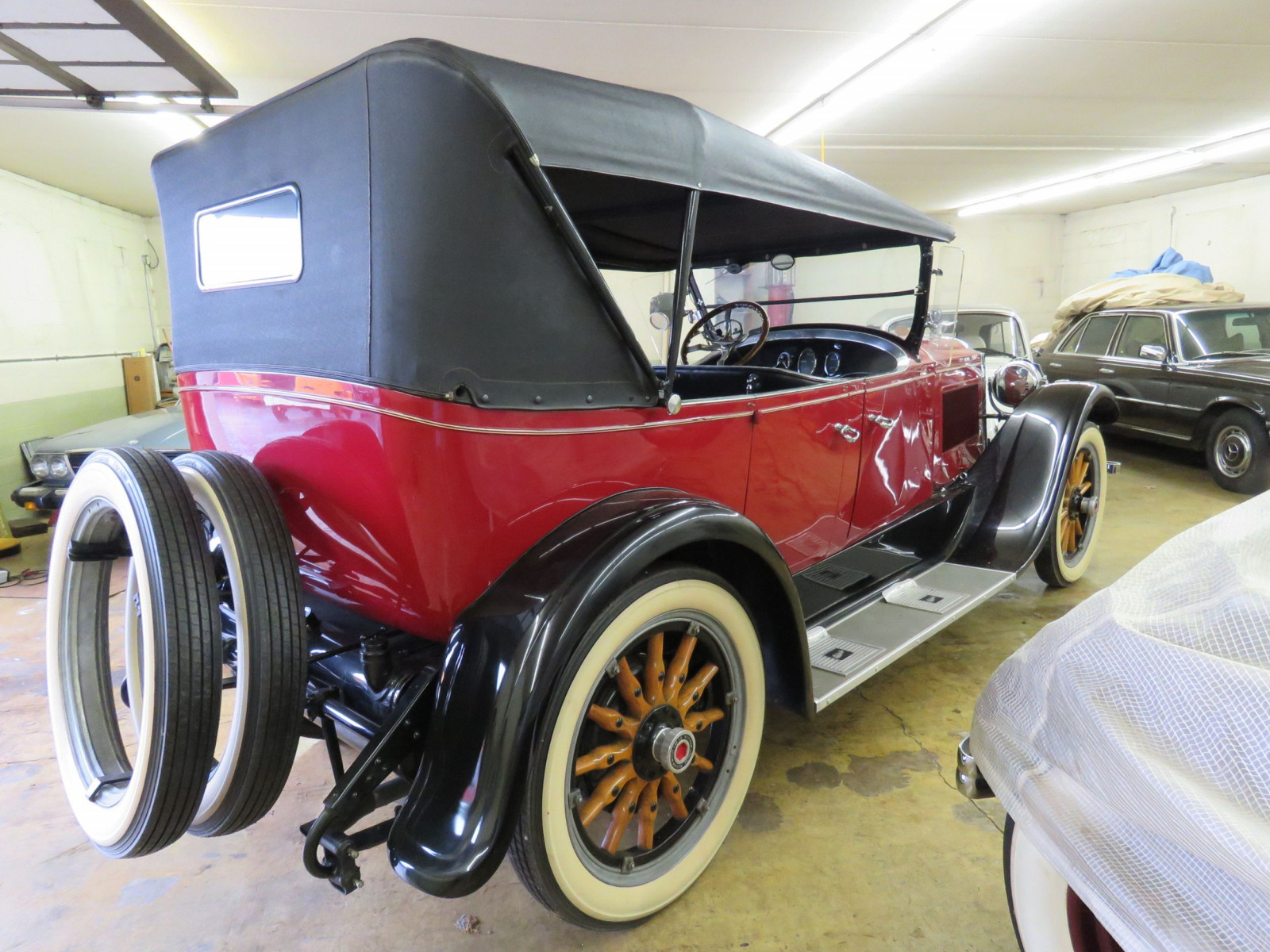 1922 Packard Series 126 Single Six touring Car - Image 6