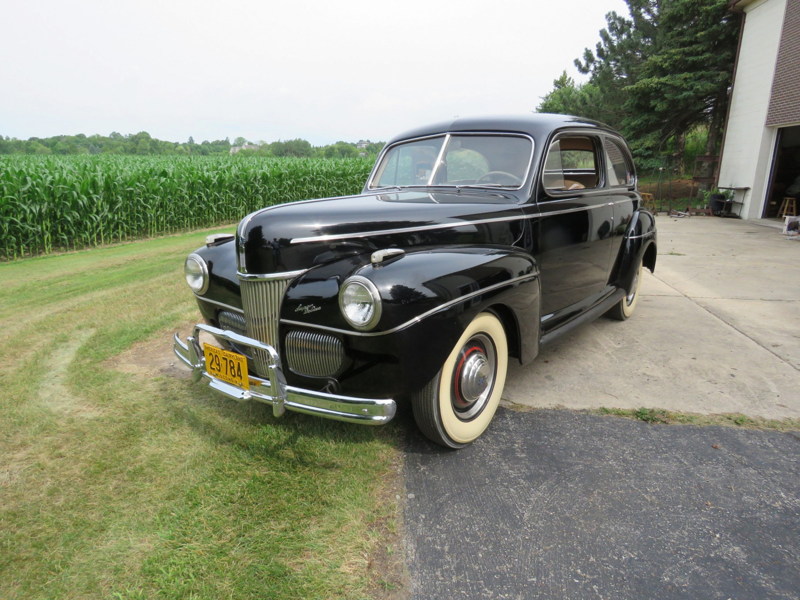 1941 Ford Super Deluxe Tudor Sedan - Image 1