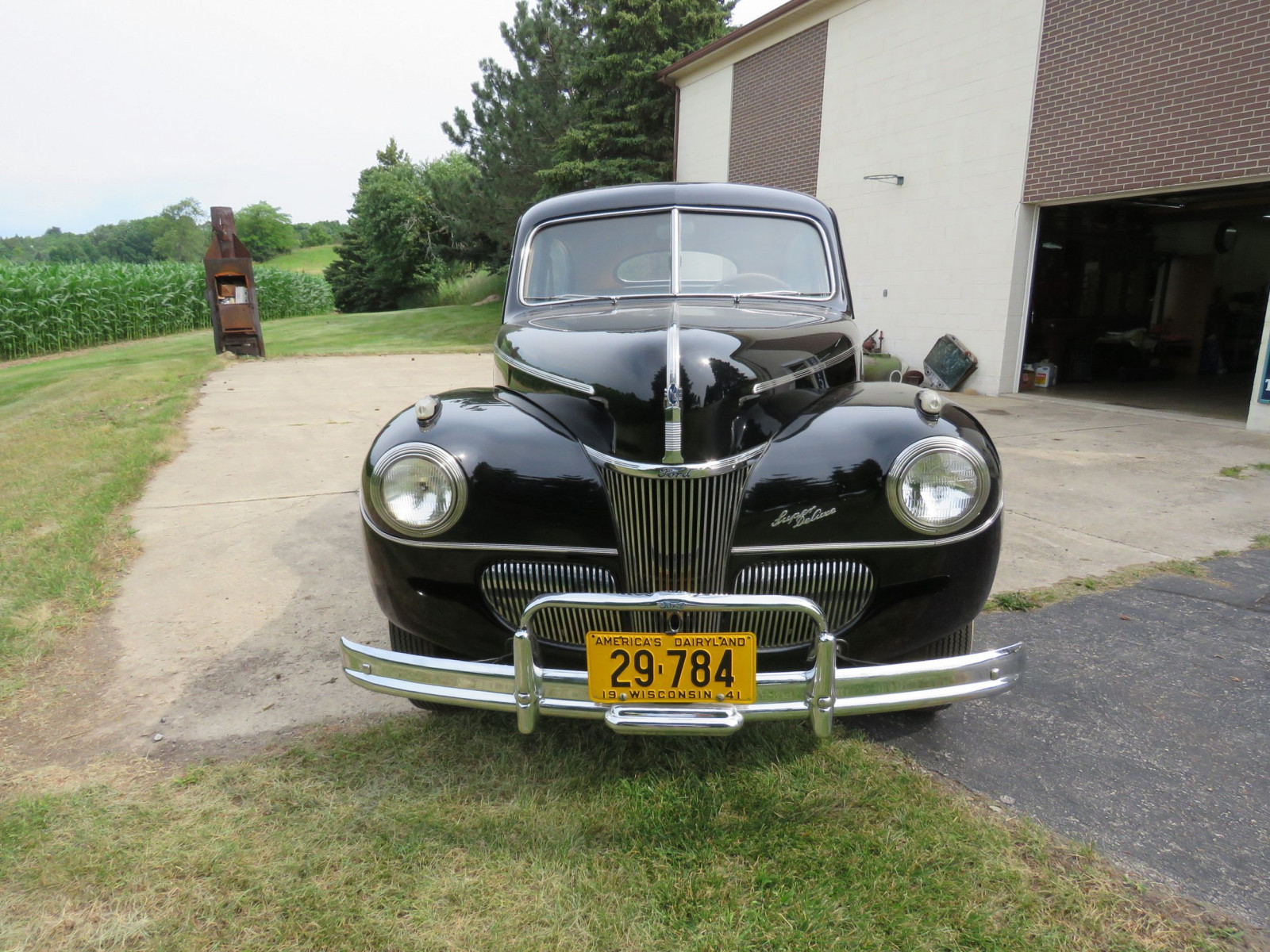 1941 Ford Super Deluxe Tudor Sedan - Image 2
