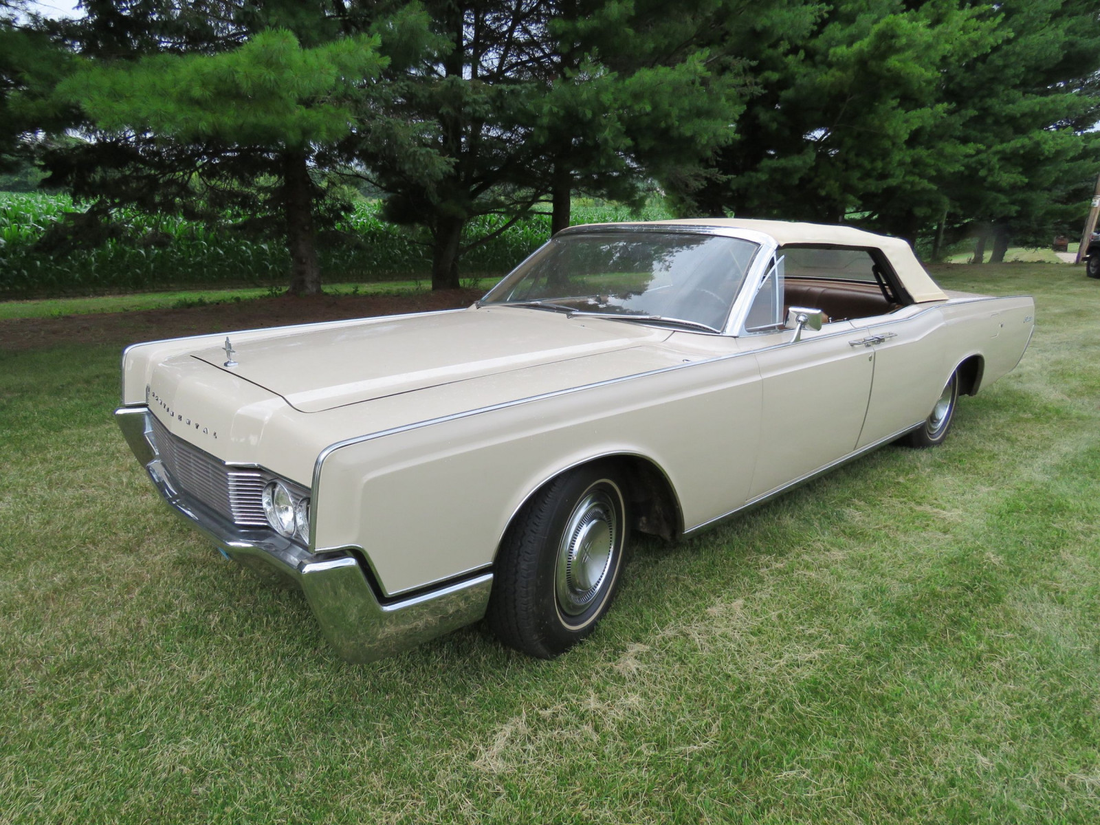 1967 Lincoln Continental 4dr Suicide Convertible - Image 1