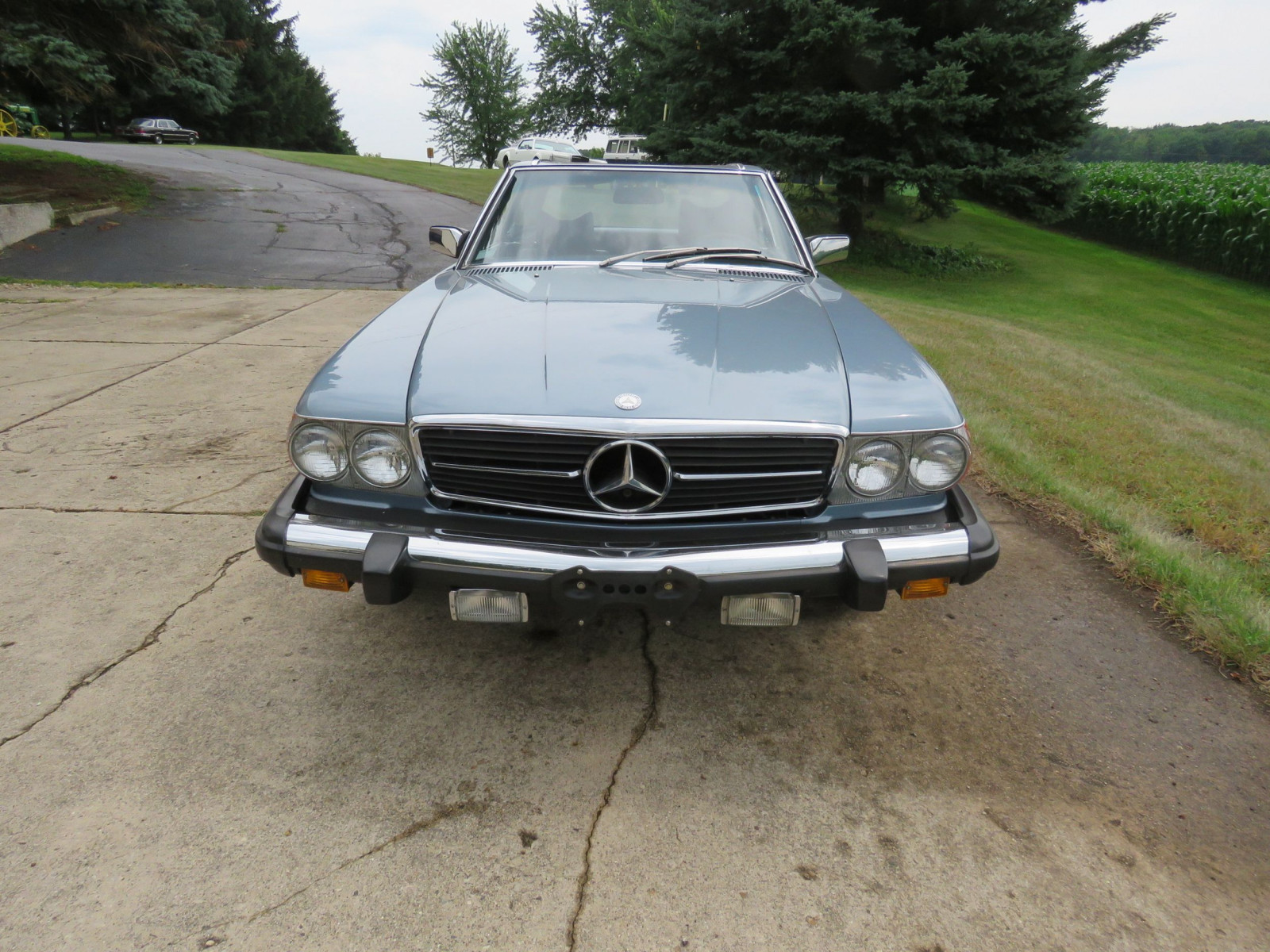 1979 Mercedes 450SL Coupe - Image 2