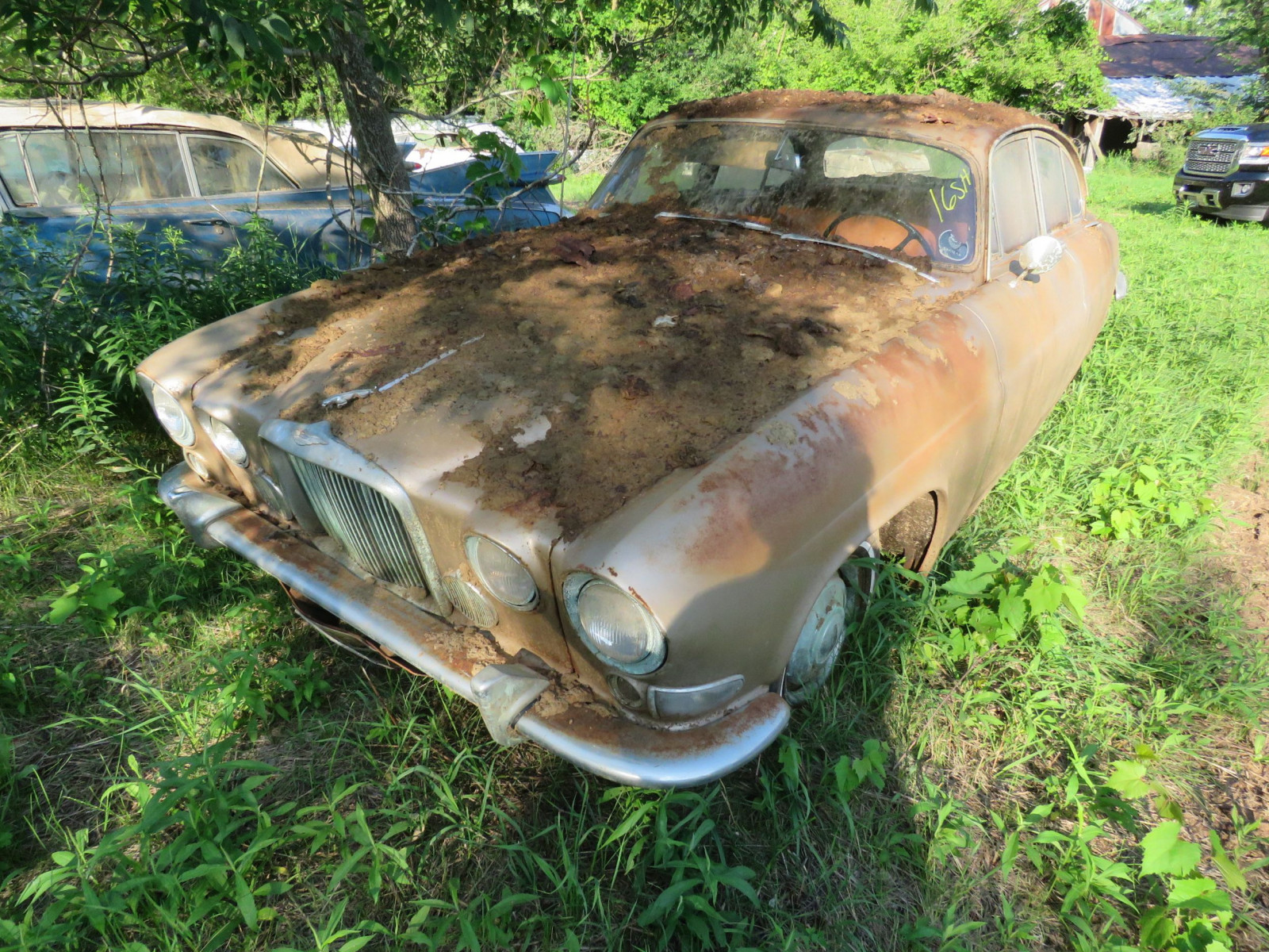 1966 Jaguar 4.2 4dr Sedan - Image 1