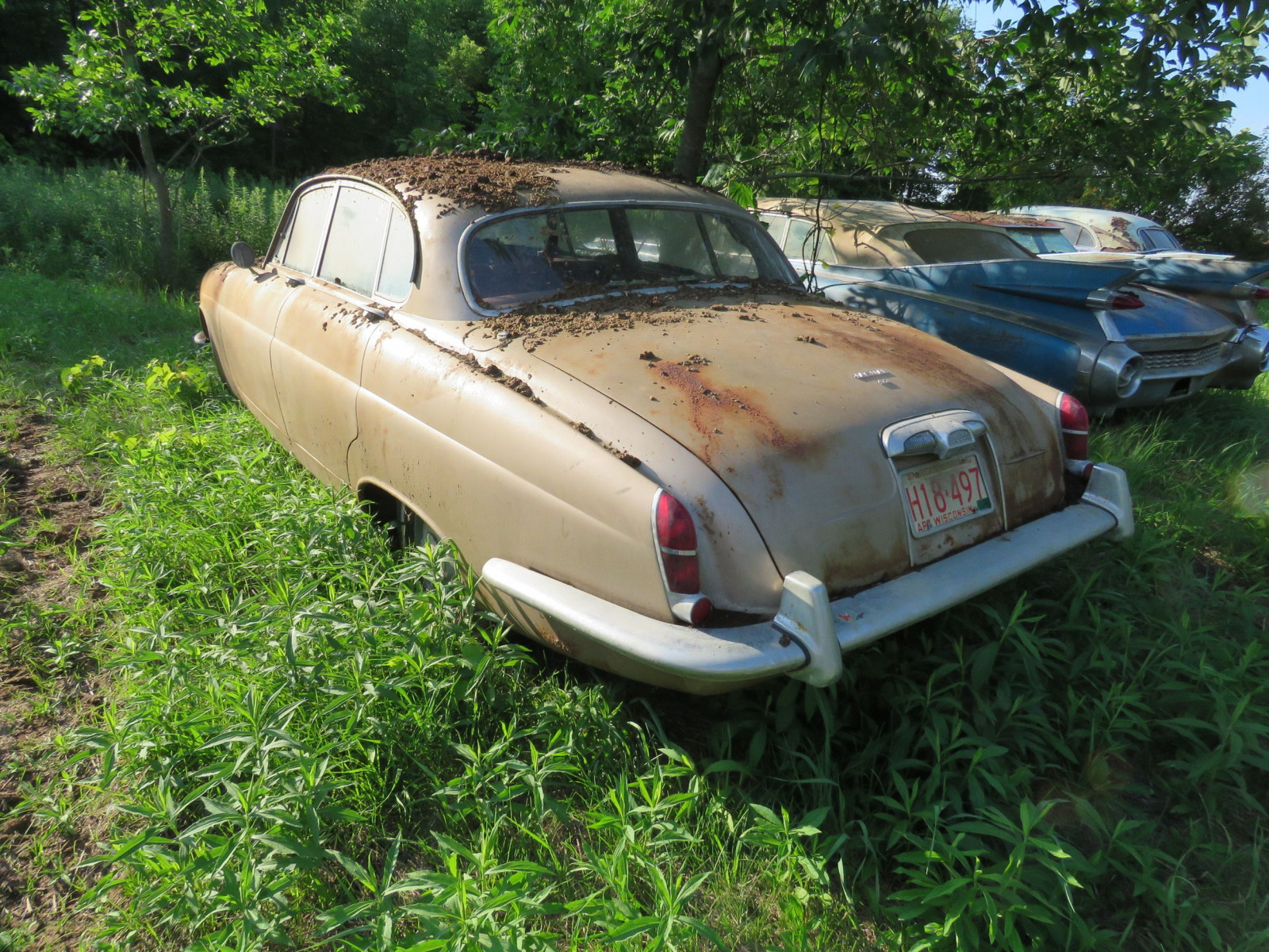 1966 Jaguar 4.2 4dr Sedan - Image 2