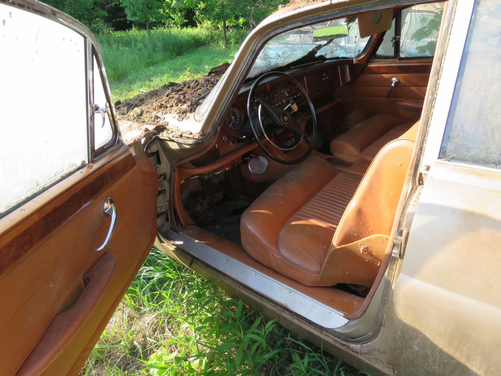 1966 Jaguar 4.2 4dr Sedan - Image 4