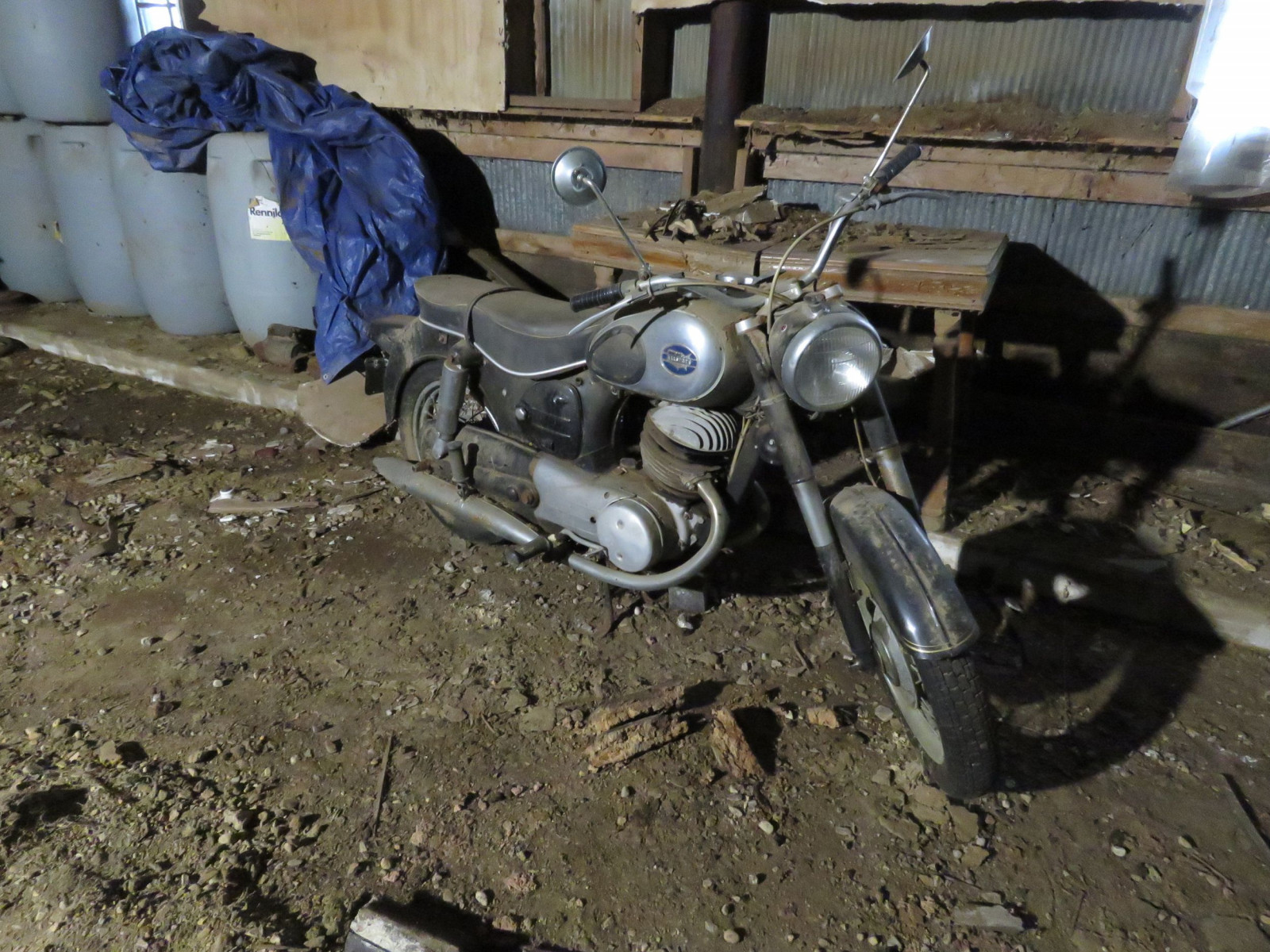 Puch All State Motorcycle - Image 1