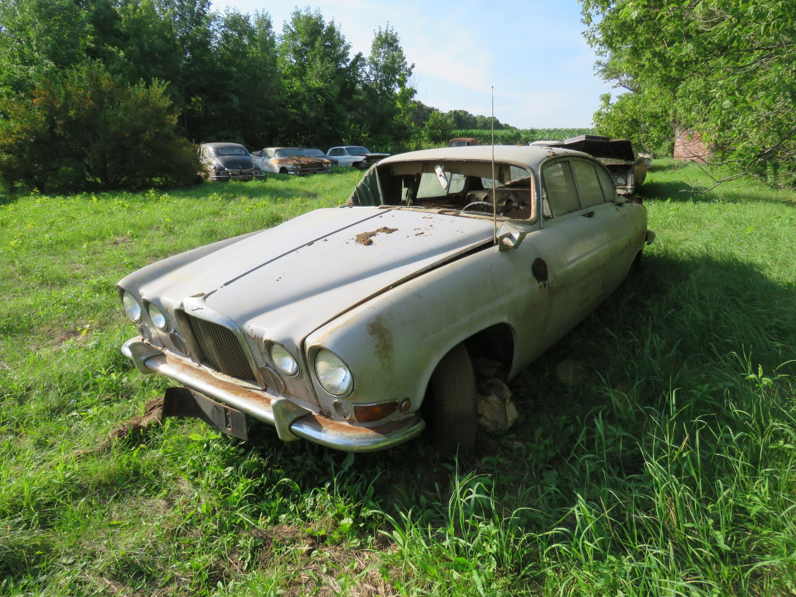 1965 Jaguar Mark X 4dr Sedan Project - Image 2