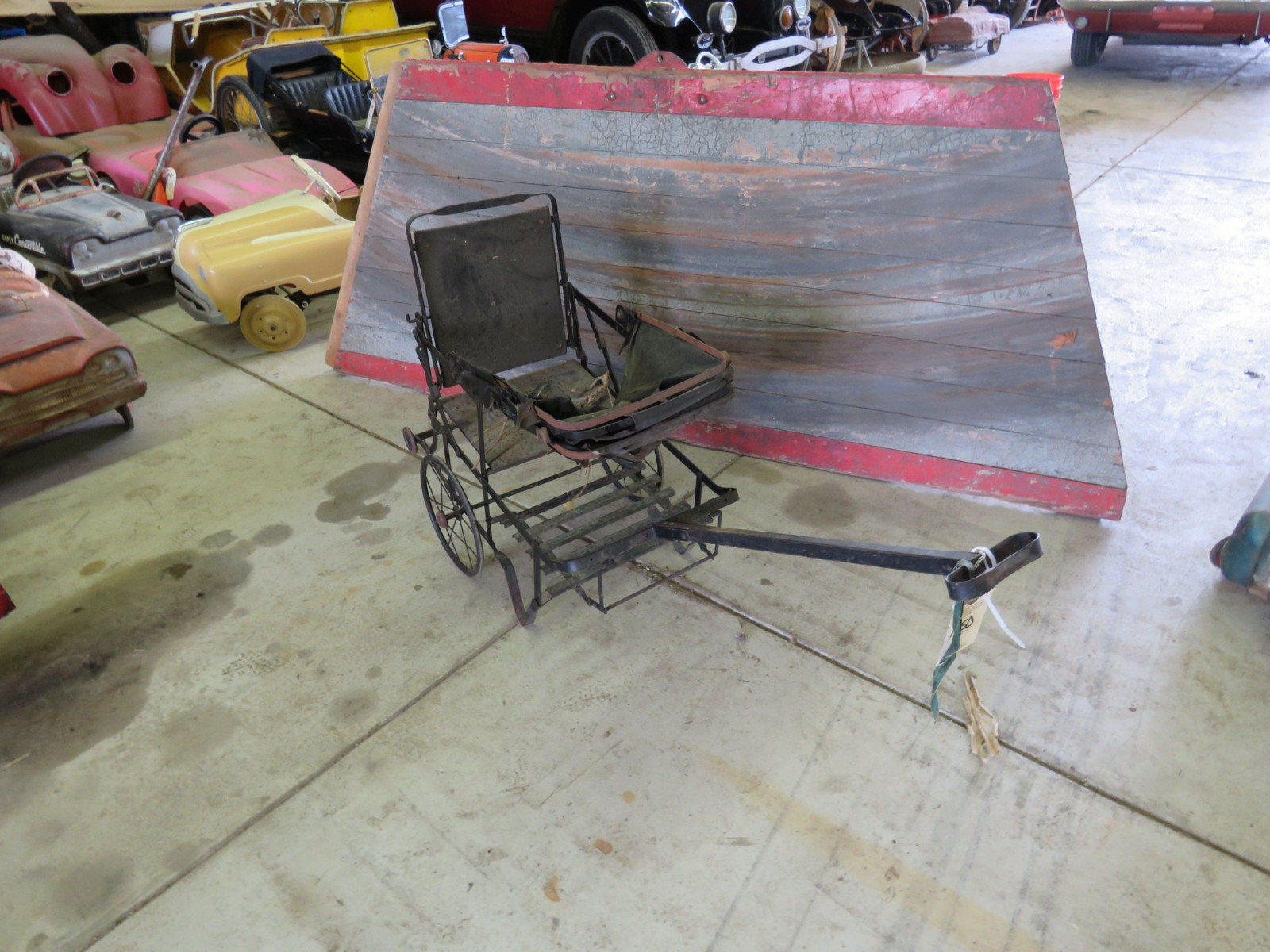 Vintage Child Stroller-Buggy - Image 1