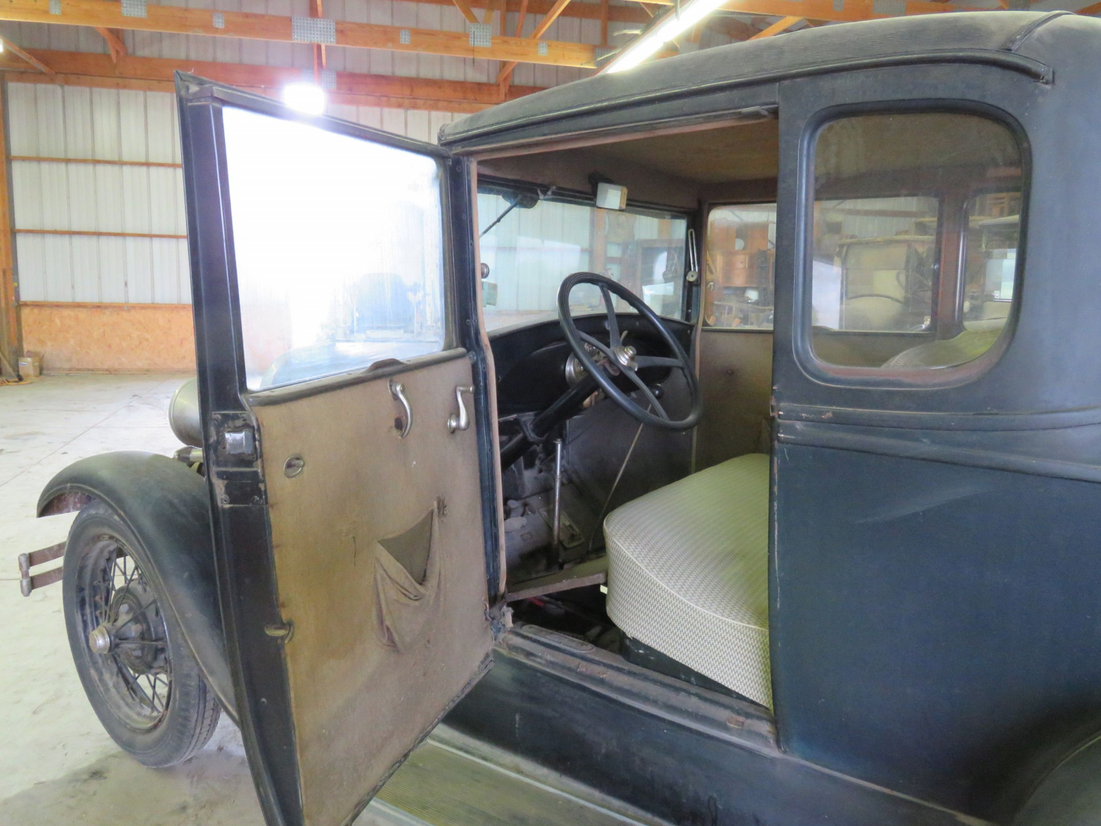 1929 Ford Model A 5 Window Coupe - Image 10