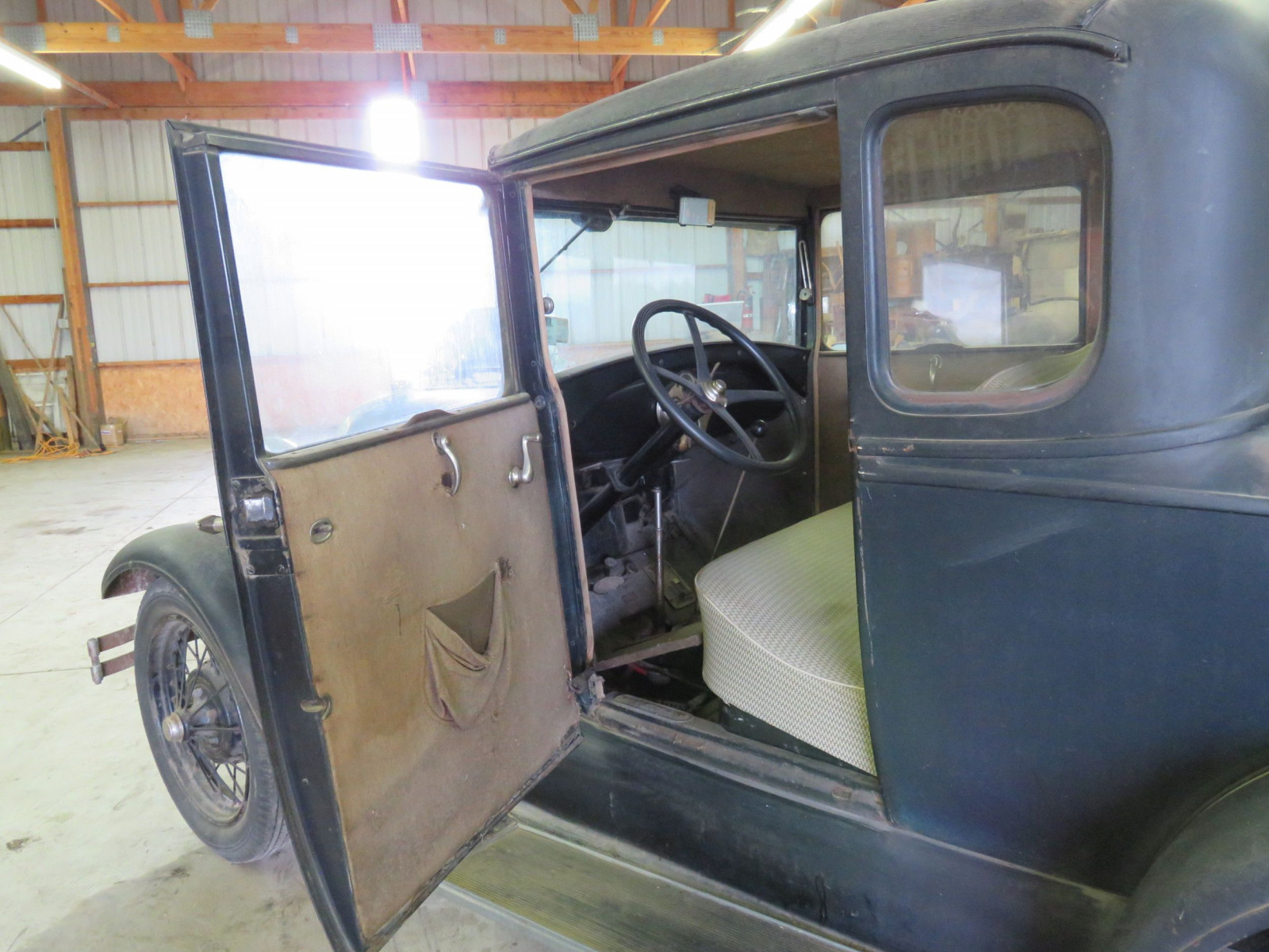1929 Ford Model A 5 Window Coupe - Image 8
