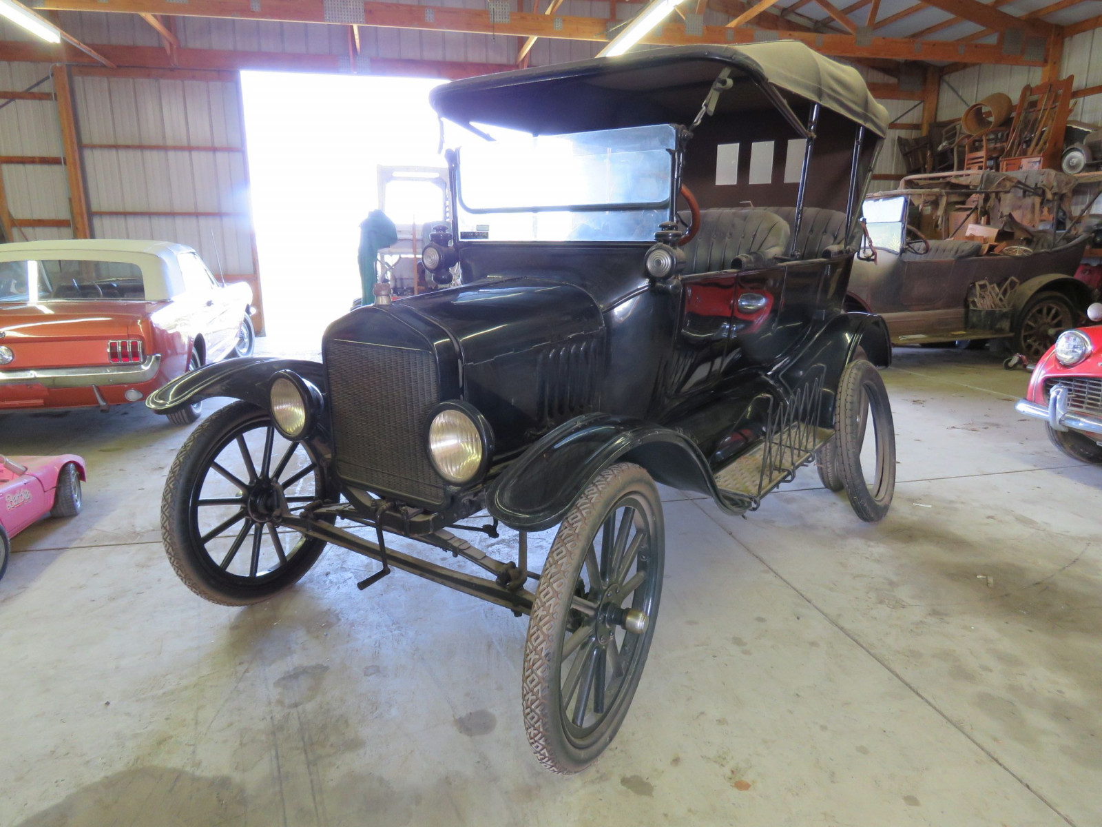 1918 Ford Model T Touring Car - Image 3