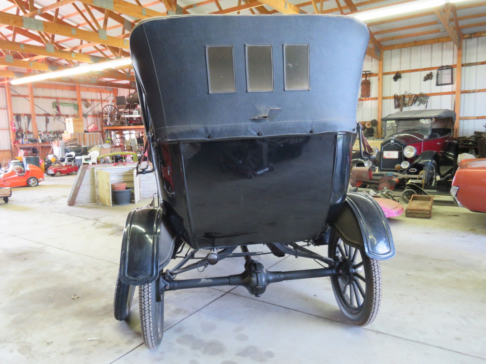 1918 Ford Model T Touring Car - Image 6