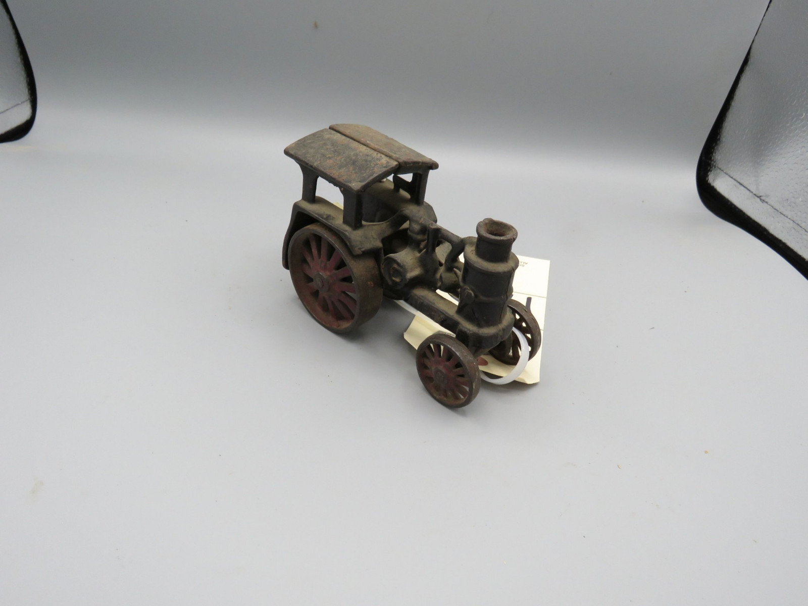 Vintage Cast Iron Avery Steam Traction Tractor @1921 Approx. 9 inches - Image 2