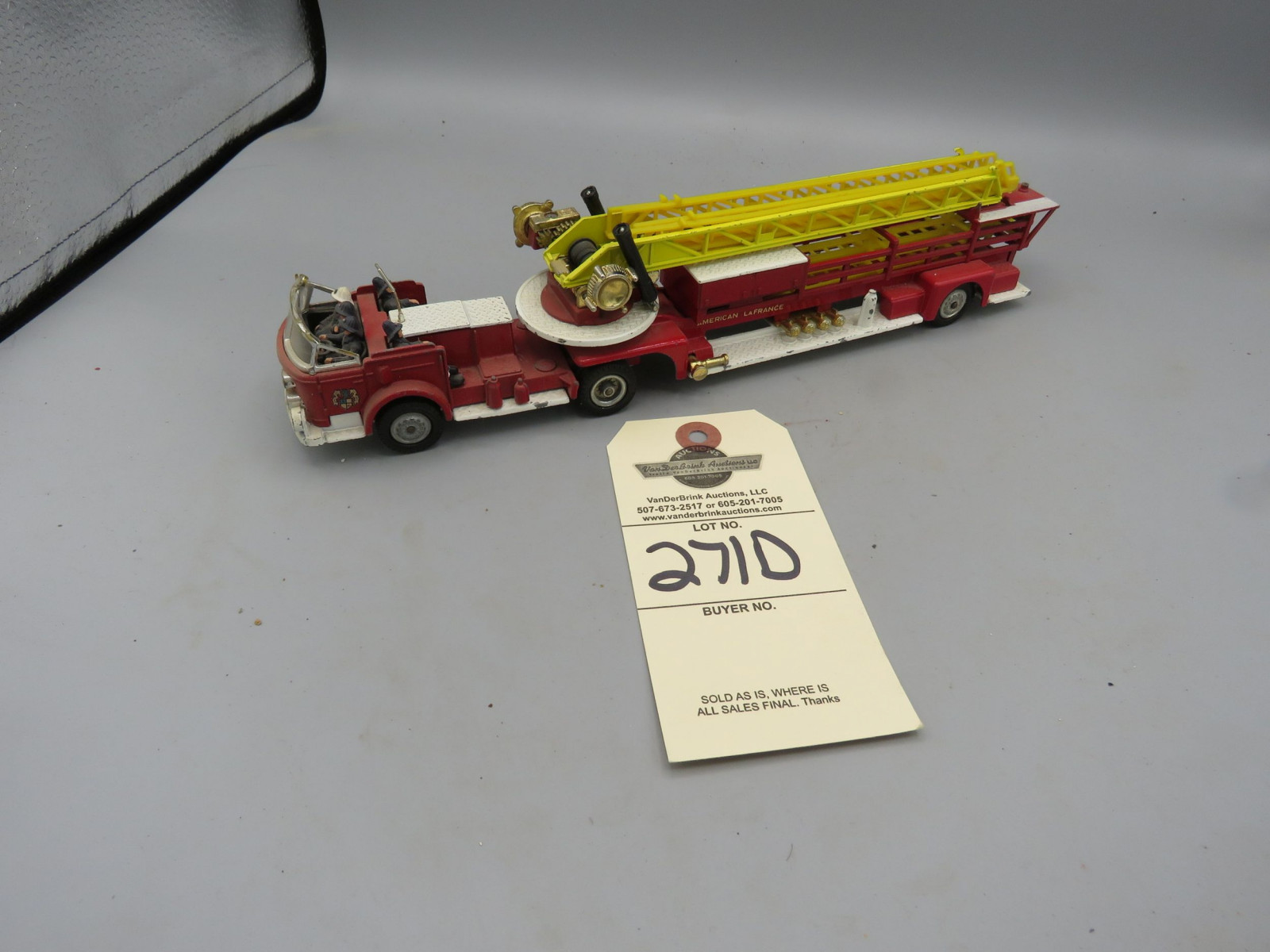 Dinky Friction Toy - Image 1