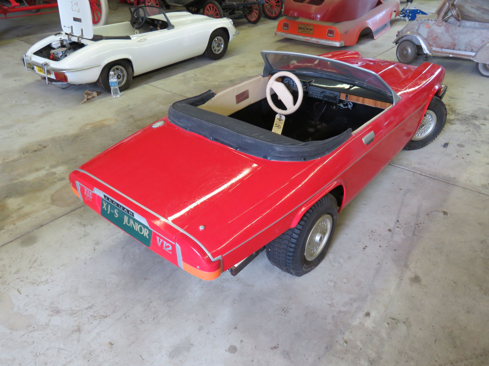 Jaguar XJS V12 Children's Car - Image 3