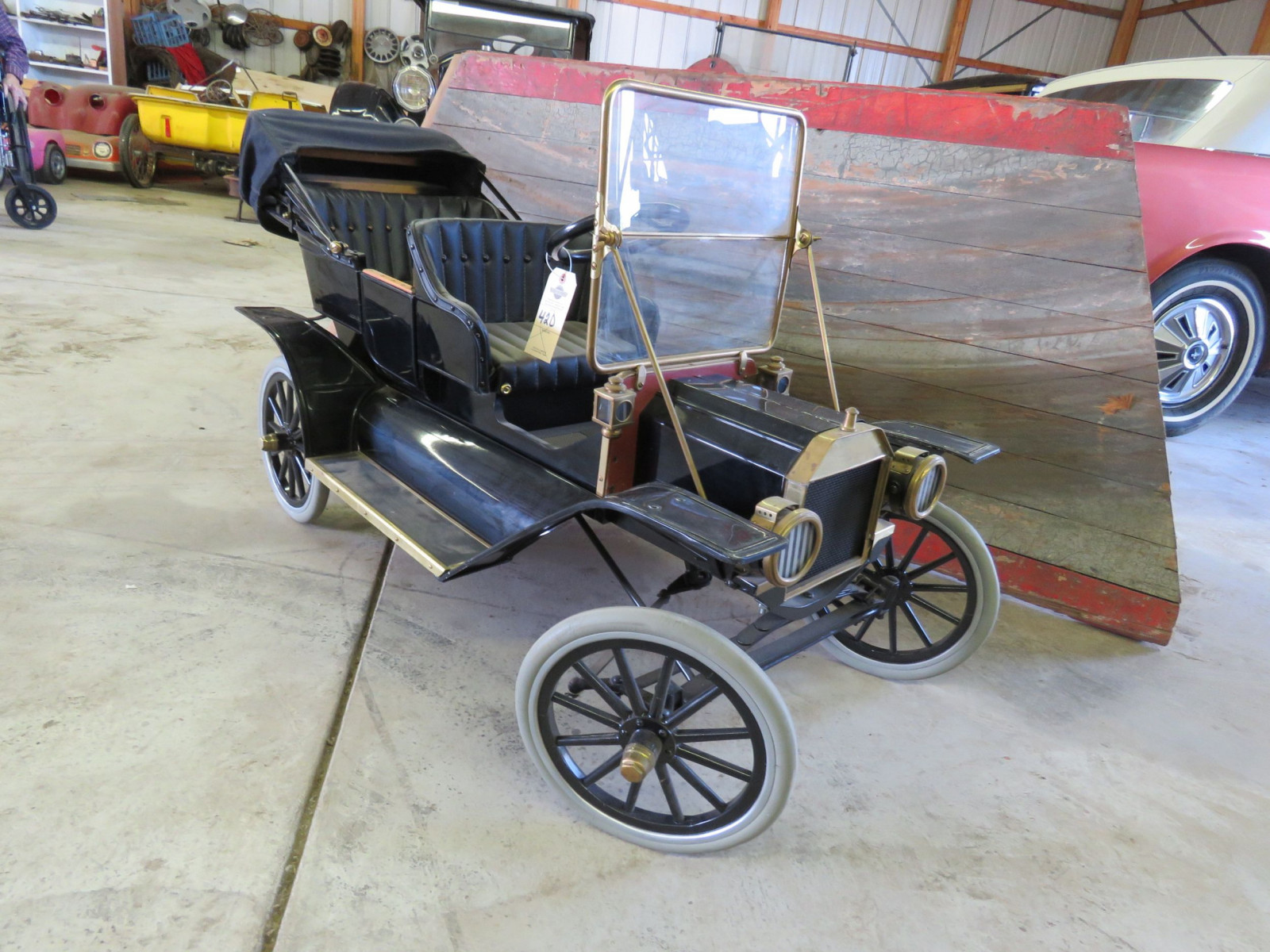 Model T Touring Car Pedal Car - Image 1
