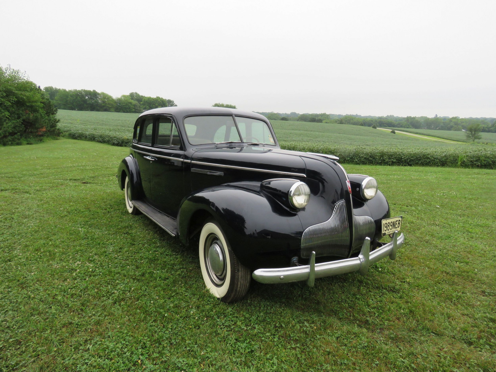 1939 Buick Special Series 40 4dr - Image 1