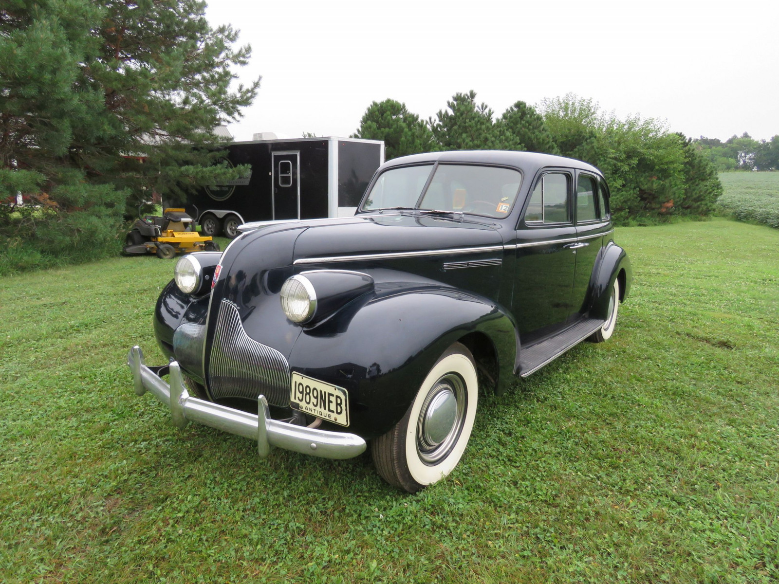 1939 Buick Special Series 40 4dr - Image 3