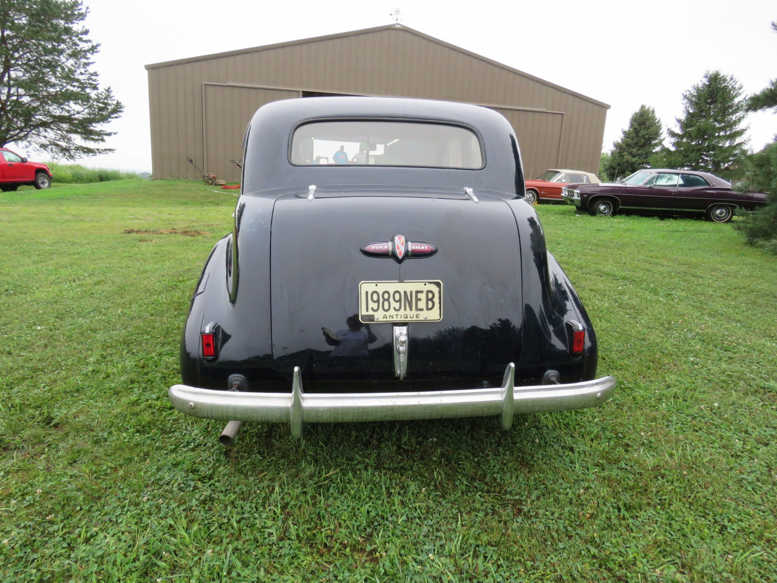1939 Buick Special Series 40 4dr - Image 5