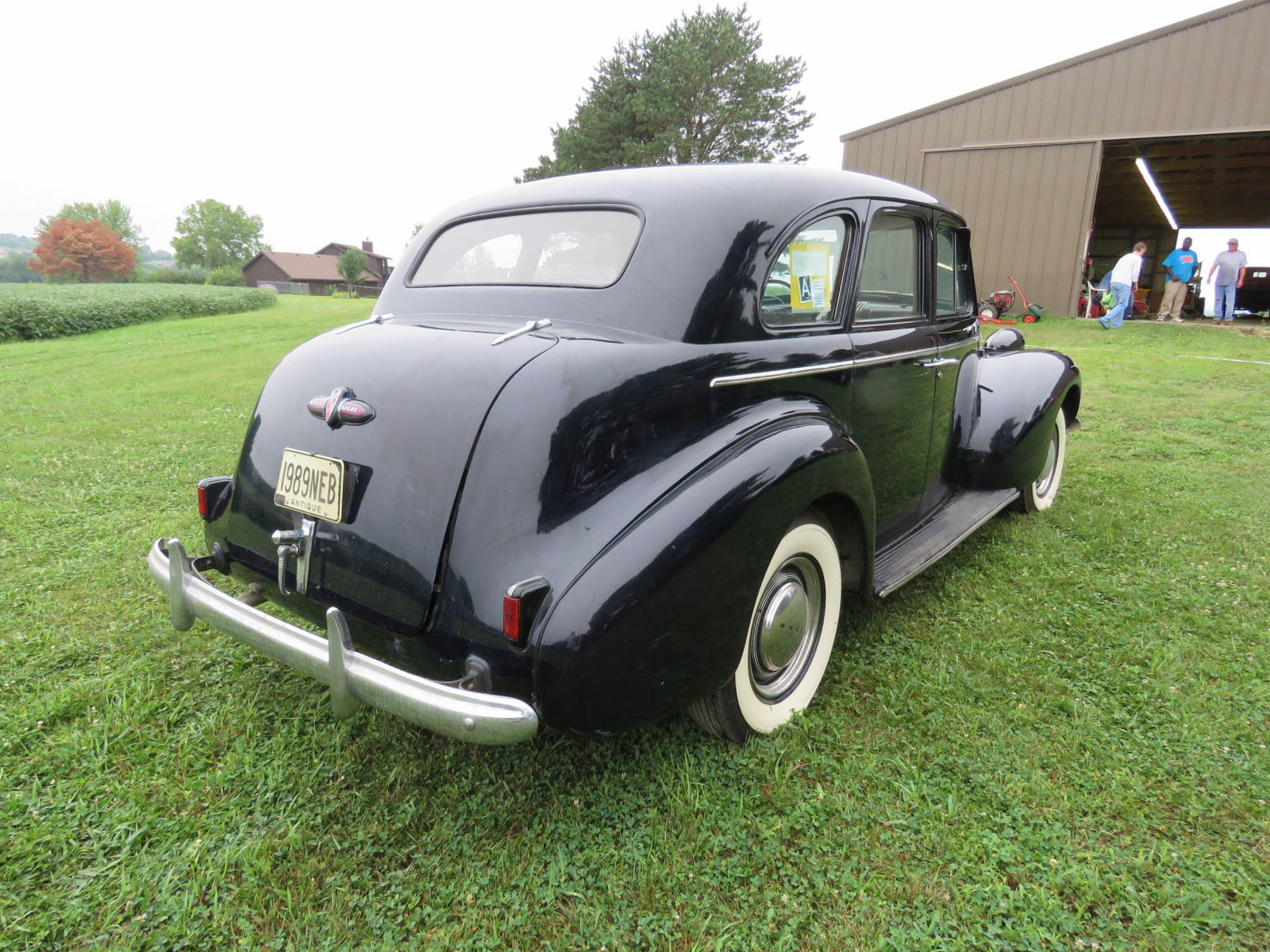 1939 Buick Special Series 40 4dr - Image 6