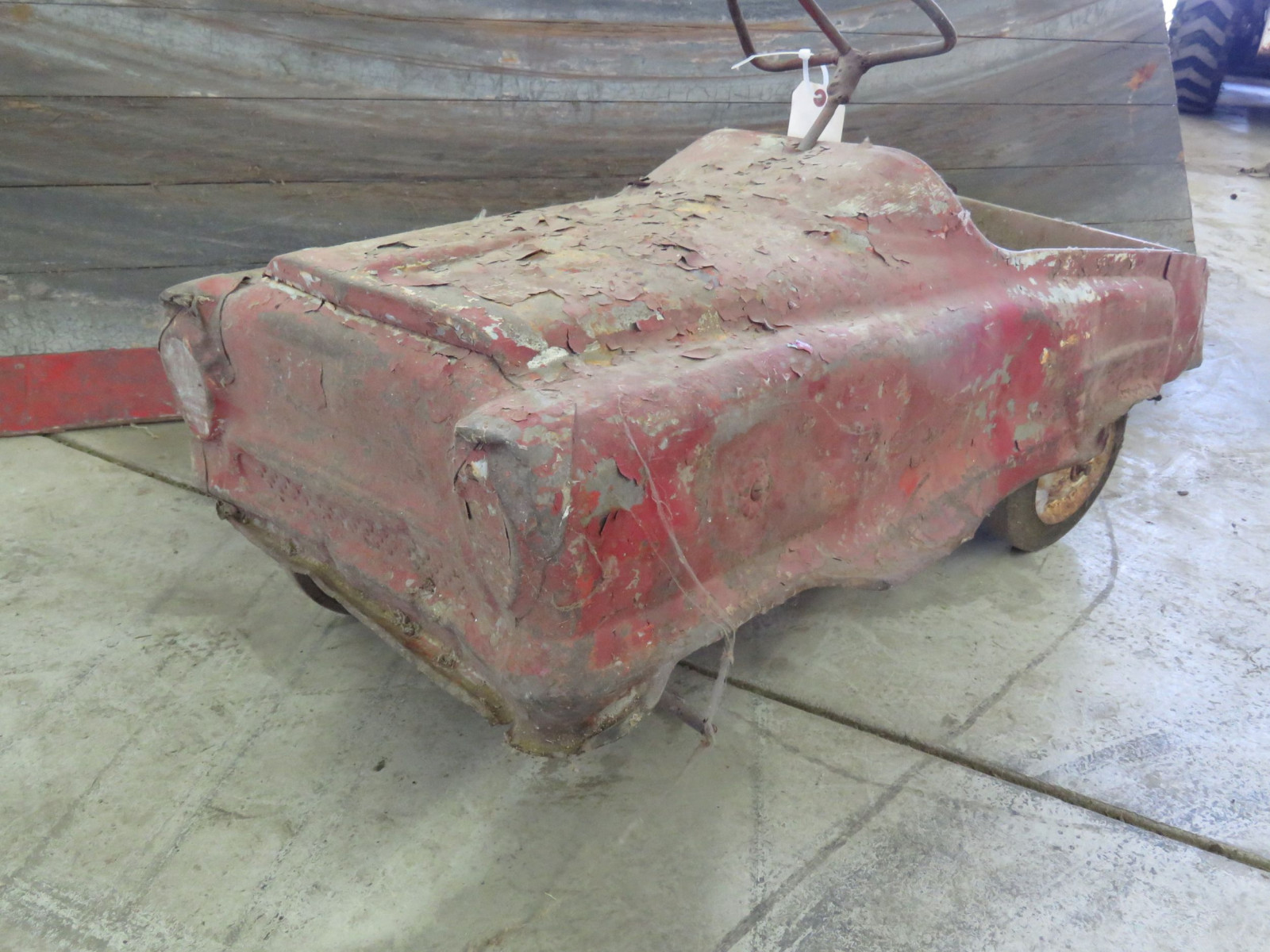 Vintage Murray Pedal Car for Restore - Image 1