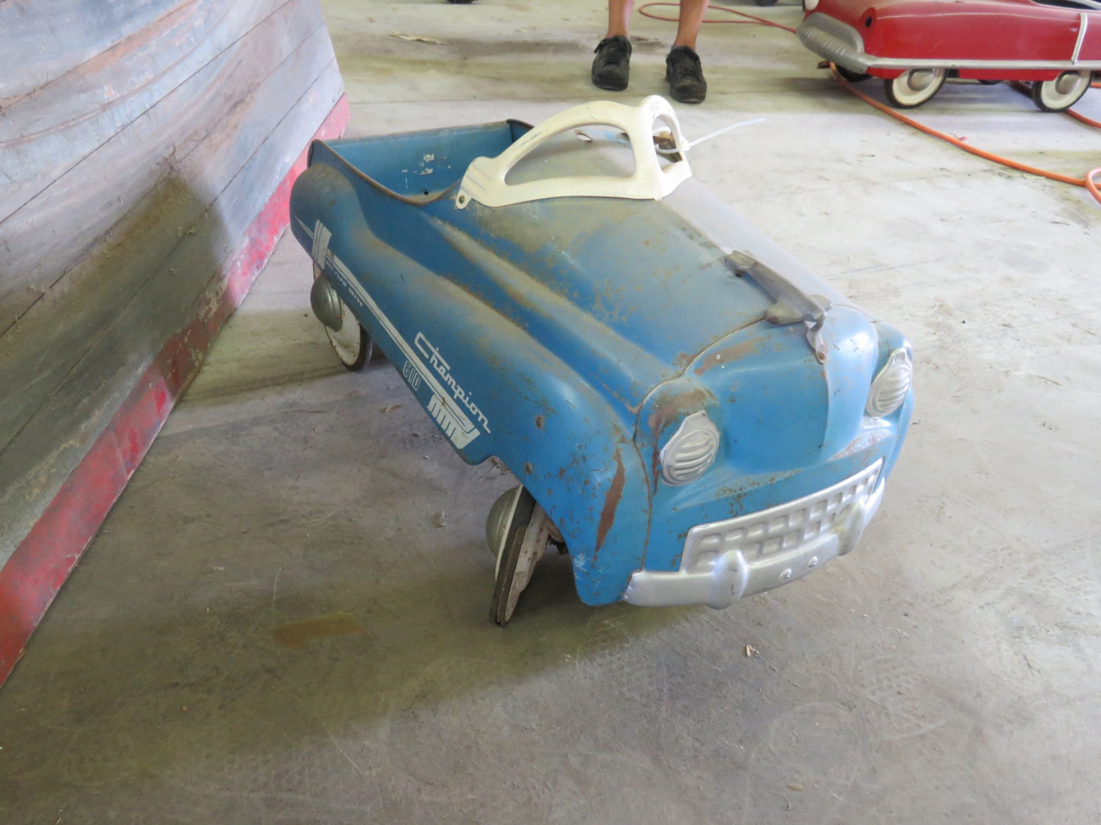 Murray Champion 610 Pedal car - Image 3