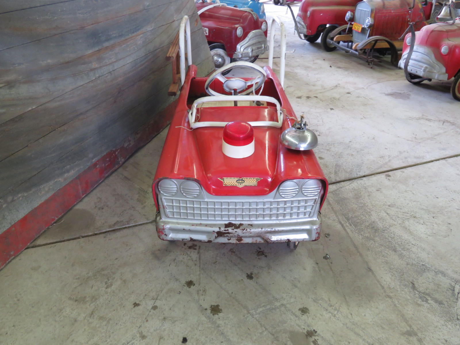 1955 Murray Station Wagon Pedal Car - Image 2